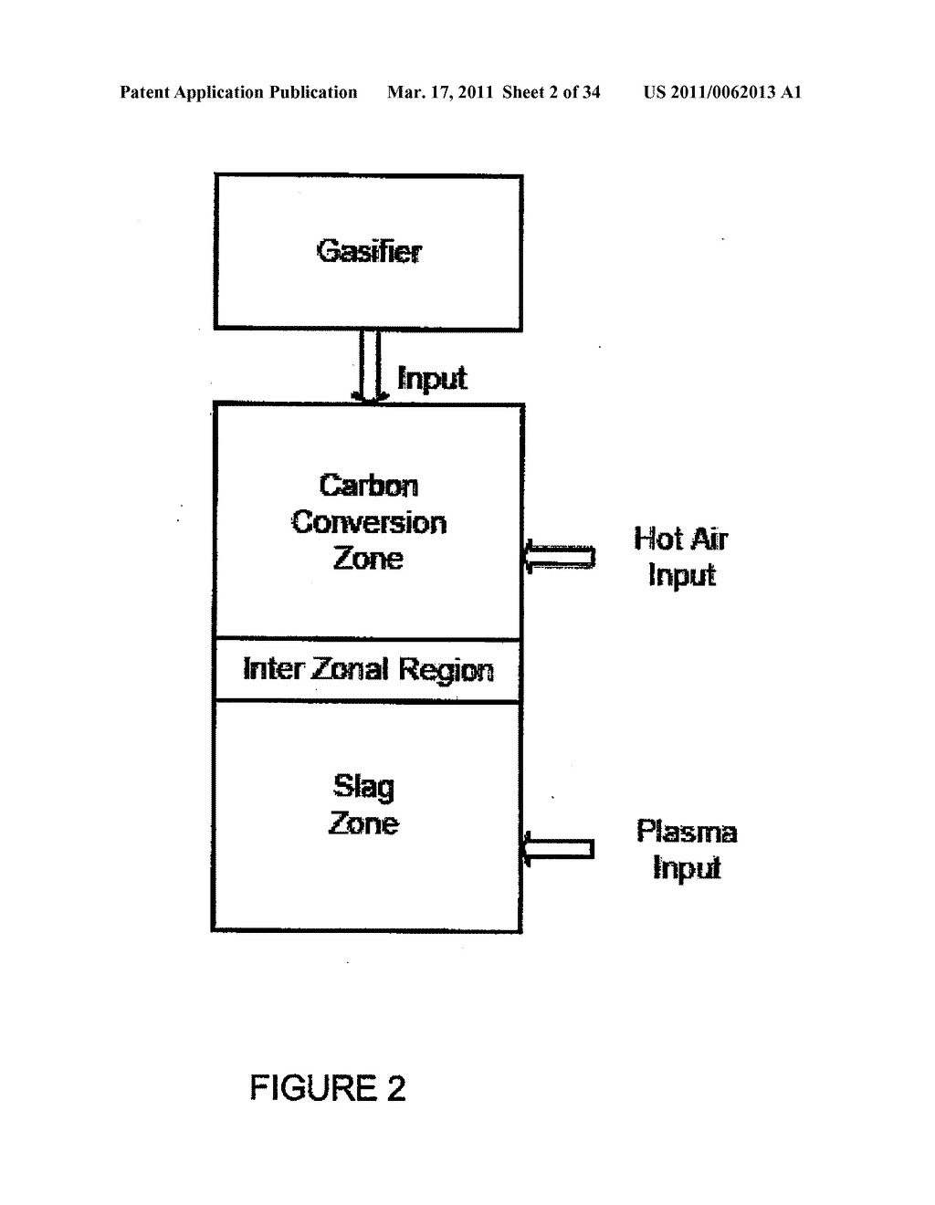 Multi-Zone Carbon Conversion System with Plasma Melting - diagram, schematic, and image 03