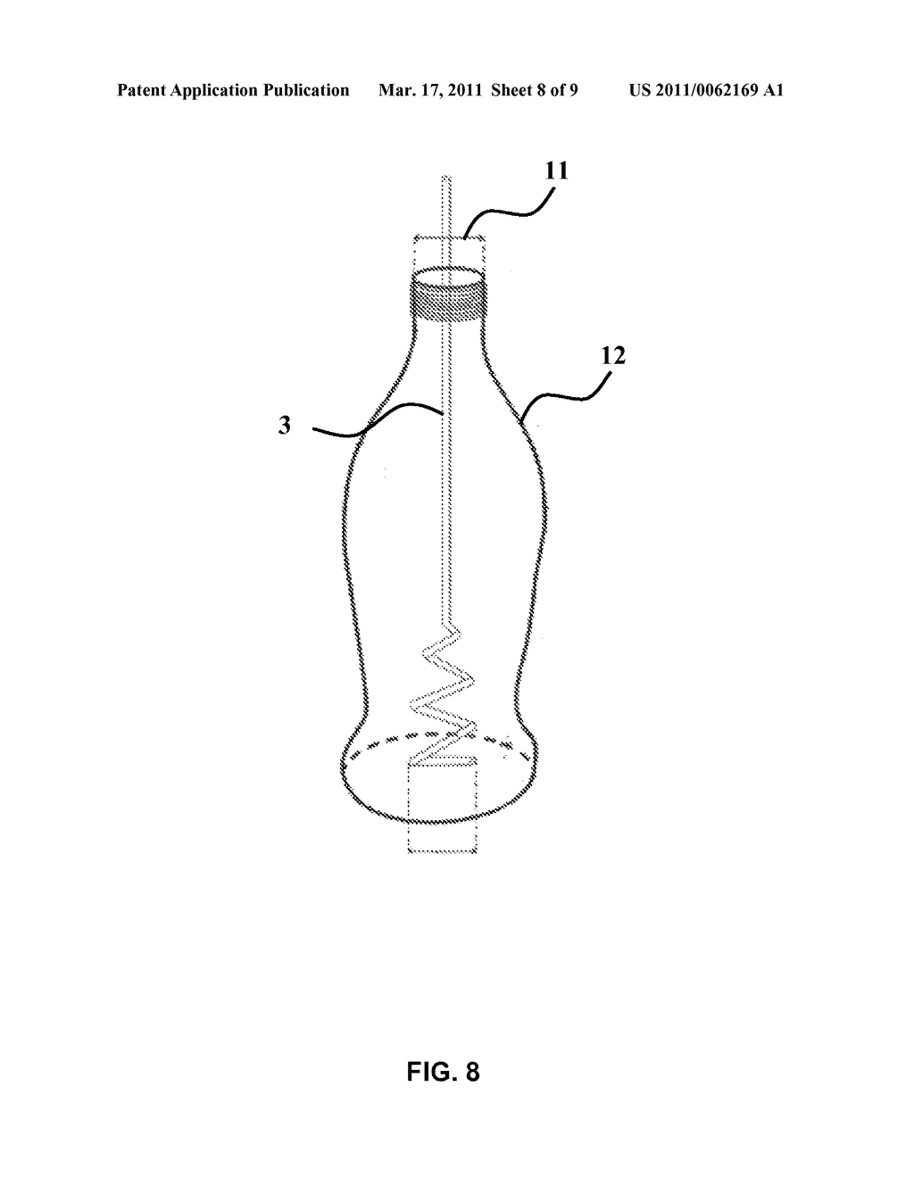 ARRANGEMENT FOR CONSUMING DRINK FROM A BEVERAGE CONTAINER - diagram, schematic, and image 09