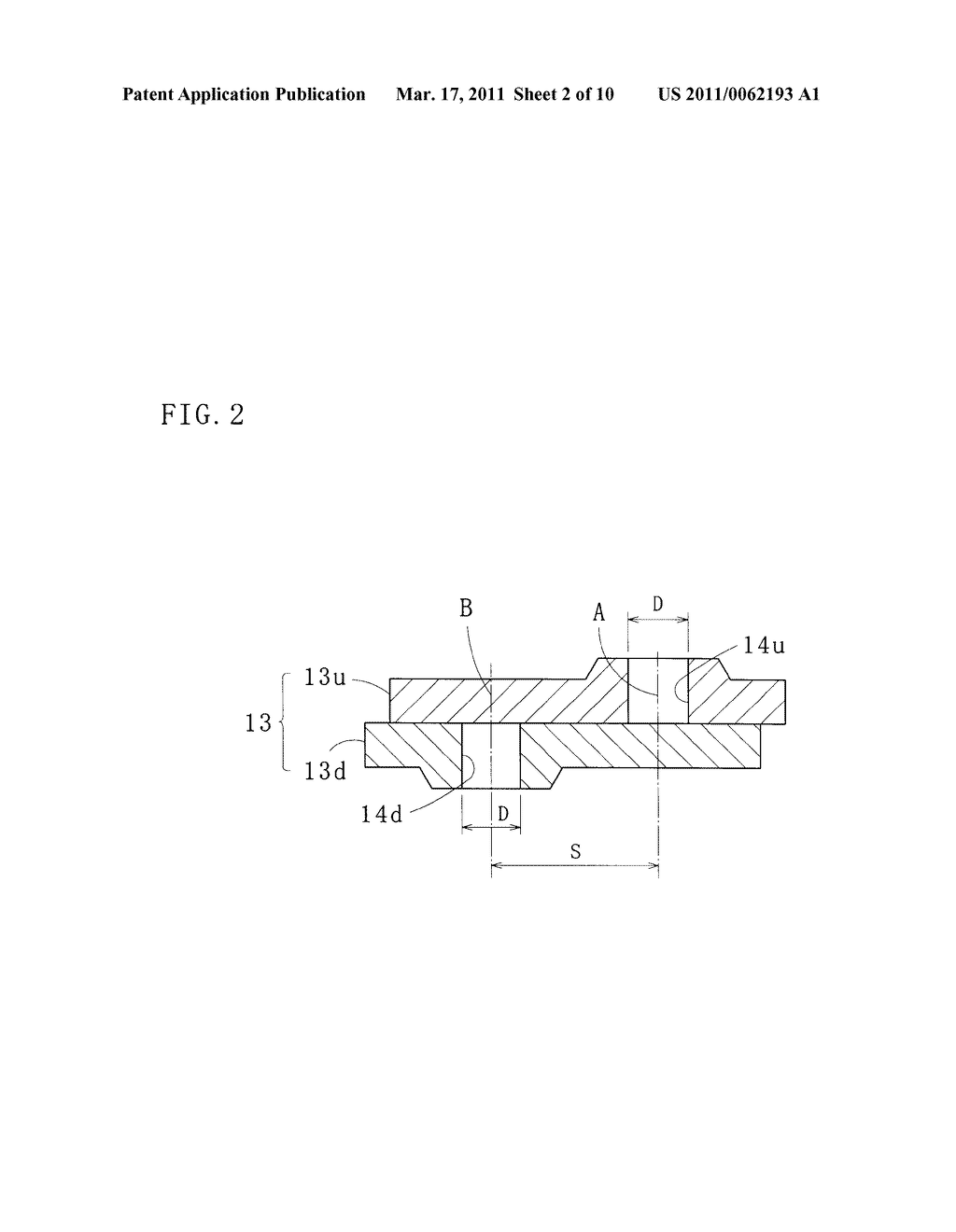 METHOD OF CONTROLLING SLIDING NOZZLE DEVICE AND PLATE USED THEREFOR - diagram, schematic, and image 03
