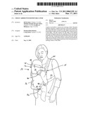 CHILD CARRIER WITH REMOVABLE LINER diagram and image