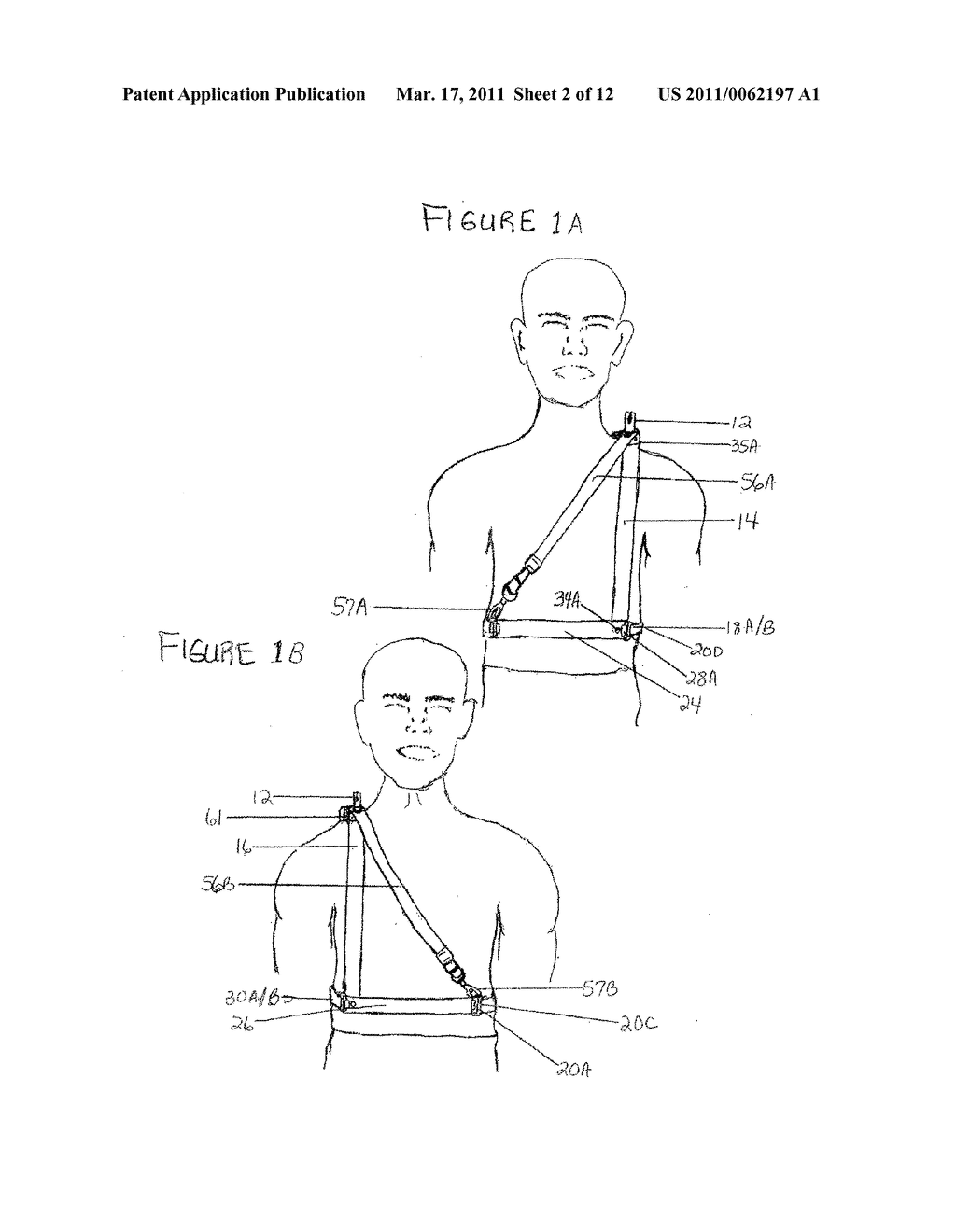 HARNESS WITH ATTACHABLE UMBRELLA - diagram, schematic, and image 03