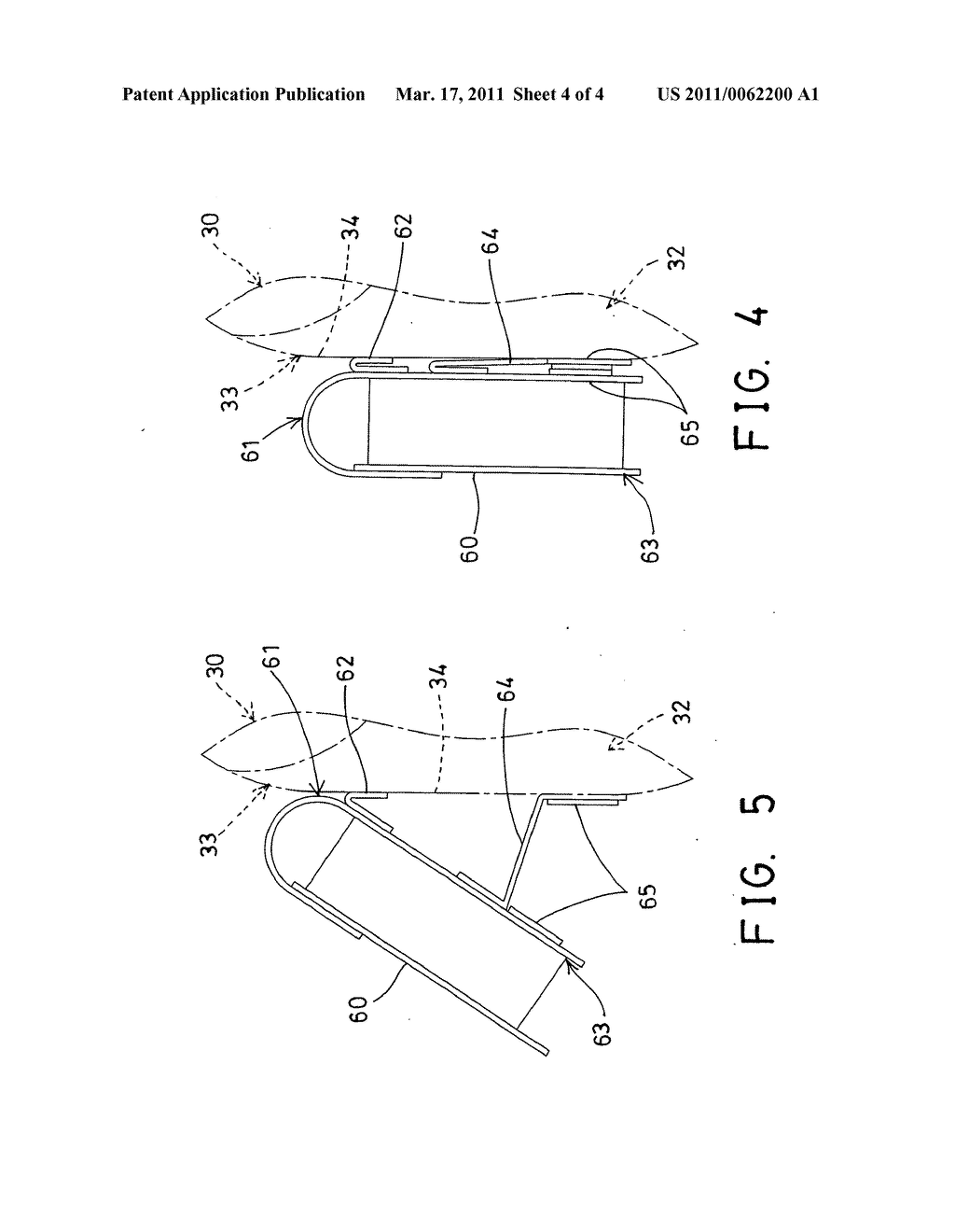 Handlebar attachment for bicycle - diagram, schematic, and image 05