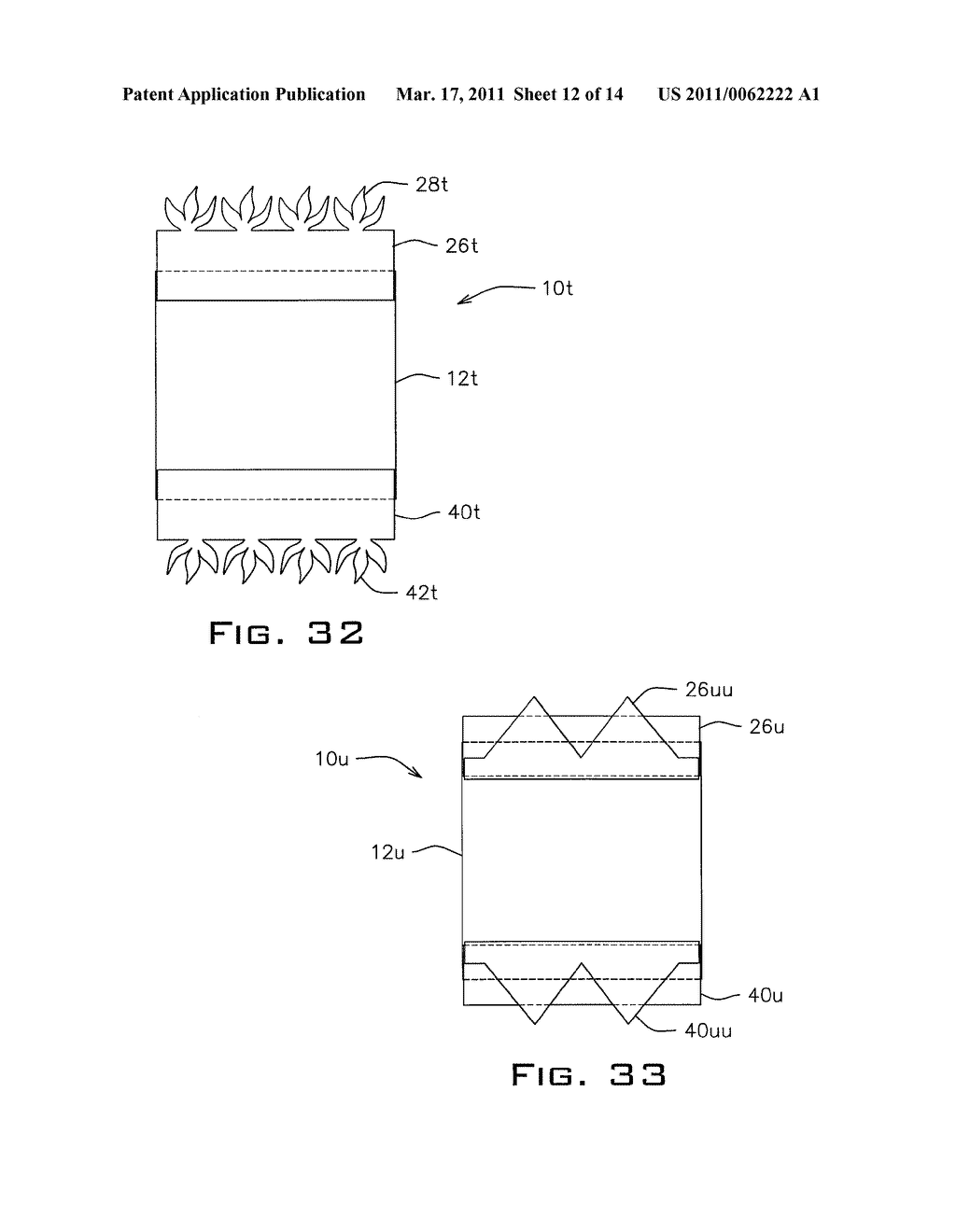 WRAPPER WITH DECORATIVE EXTENSION AND METHOD - diagram, schematic, and image 13