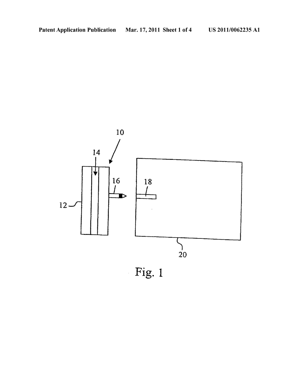 Card reader device for a cell phone and method of use - diagram, schematic, and image 02