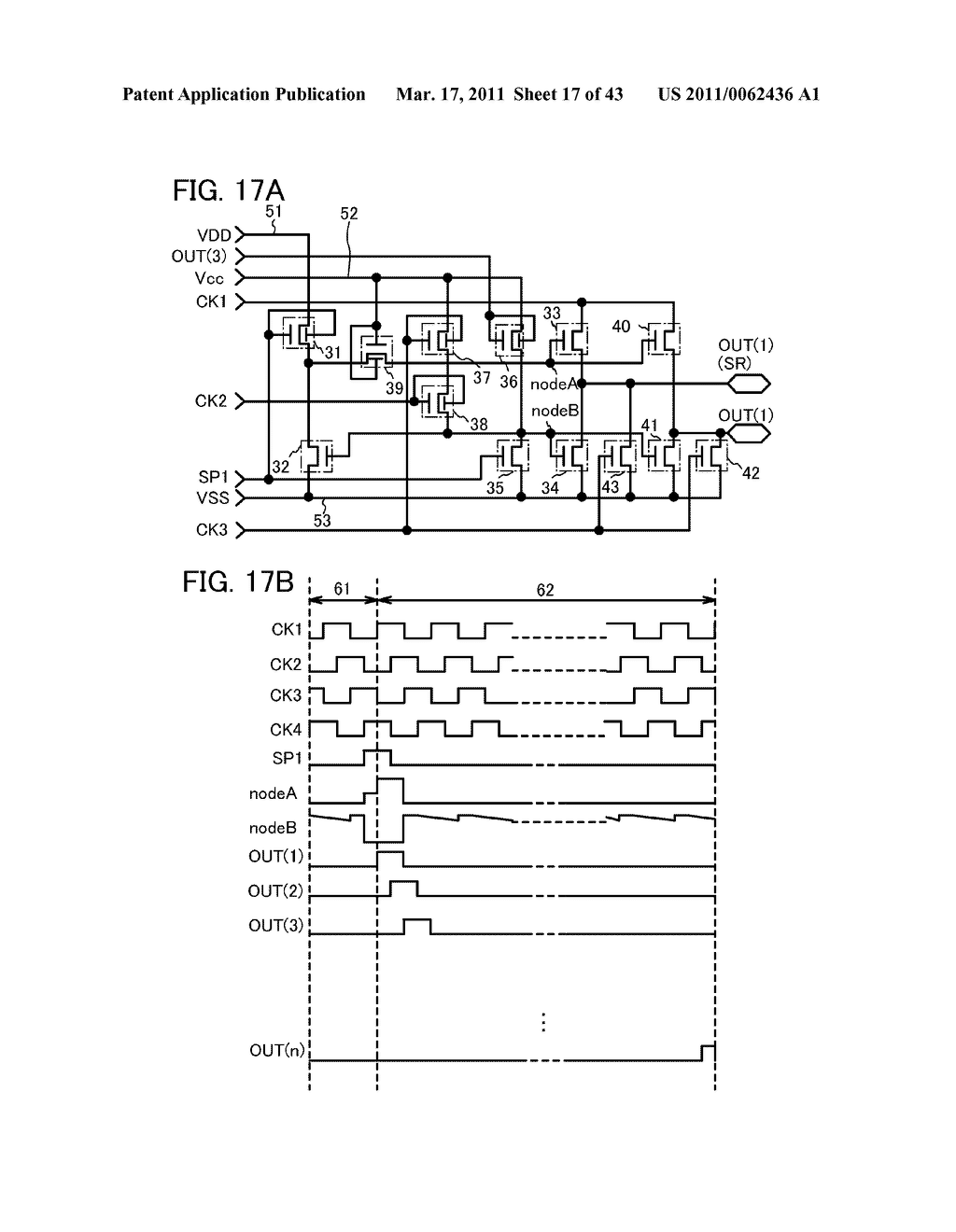 TRANSISTOR AND DISPLAY DEVICE - diagram, schematic, and image 18