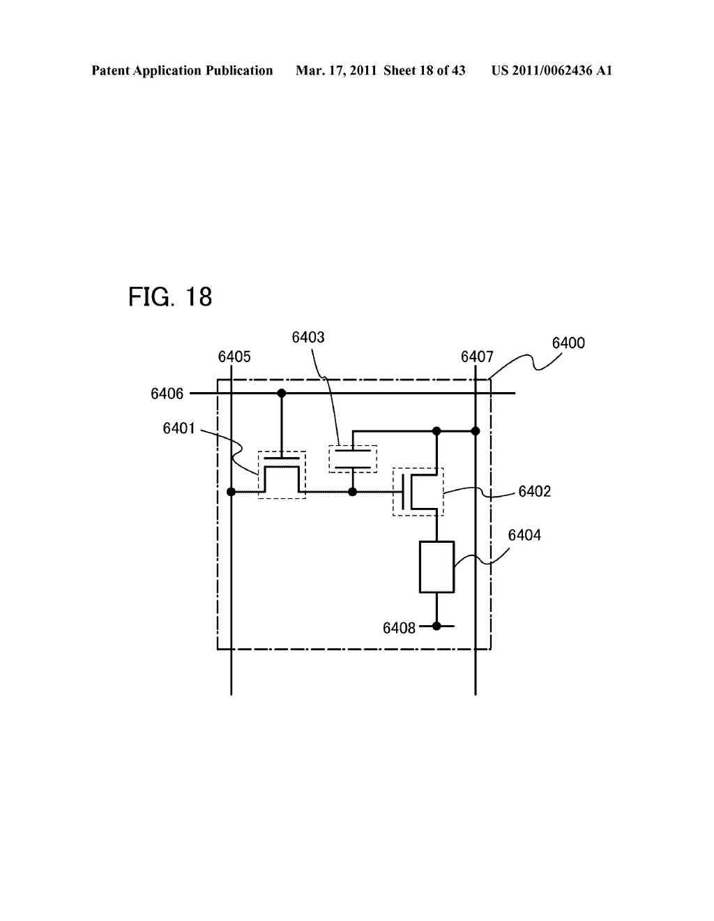 TRANSISTOR AND DISPLAY DEVICE - diagram, schematic, and image 19