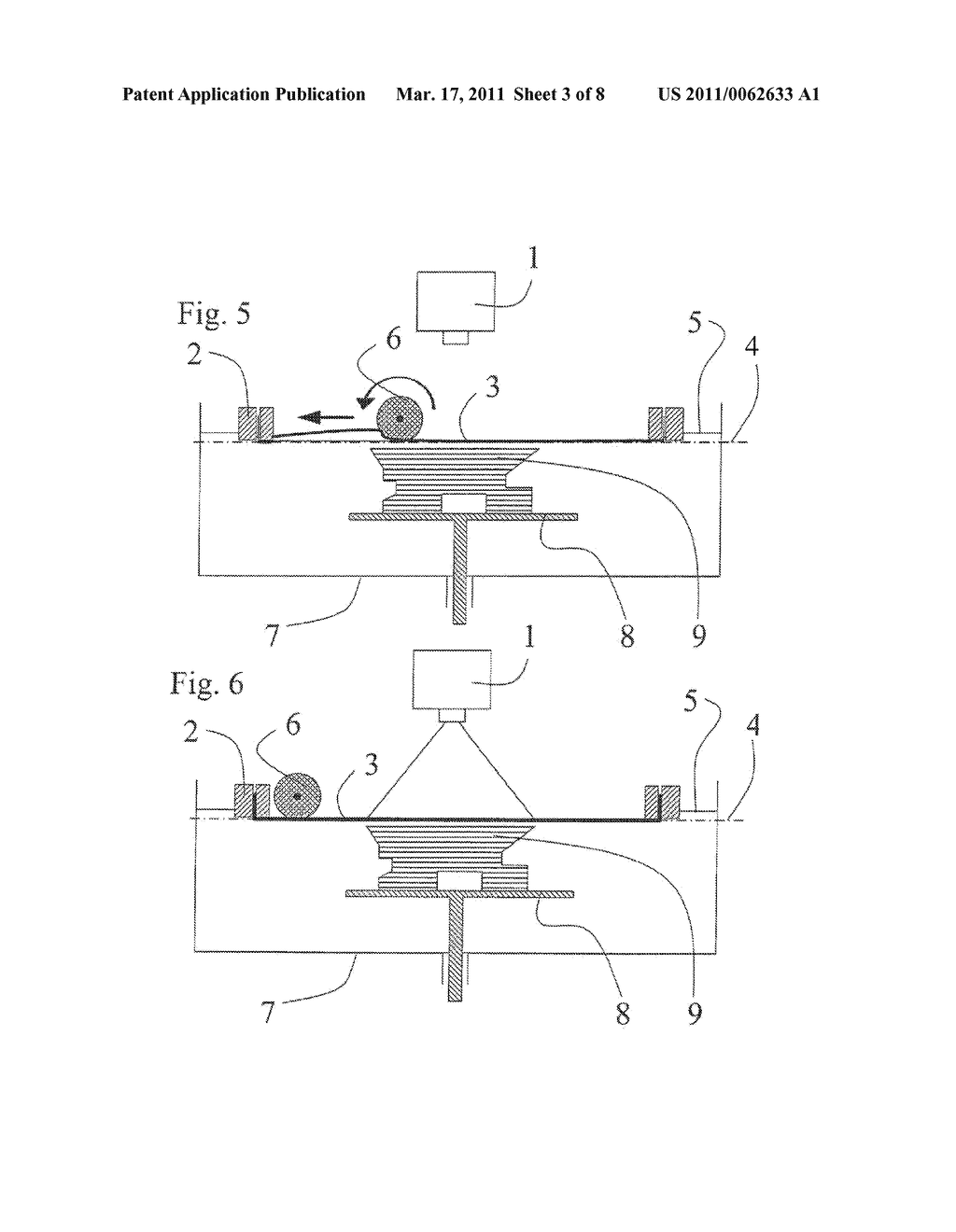 PROCESS FOR THE PRODUCTION OF A THREE-DIMENSIONAL OBJECT WITH AN IMPROVED SEPARATION OF HARDENED MATERIAL LAYERS FROM A CONSTRUCTION PLANE - diagram, schematic, and image 04