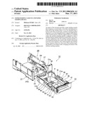 PAPER FEEDING CASSETTE AND PAPER FEEDING DEVICE diagram and image