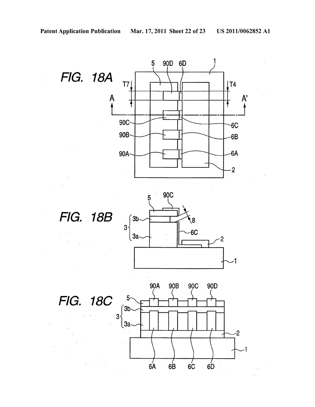 ELECTRON BEAM APPARATUS AND IMAGE DISPLAY APPARATUS USING THE SAME - diagram, schematic, and image 23