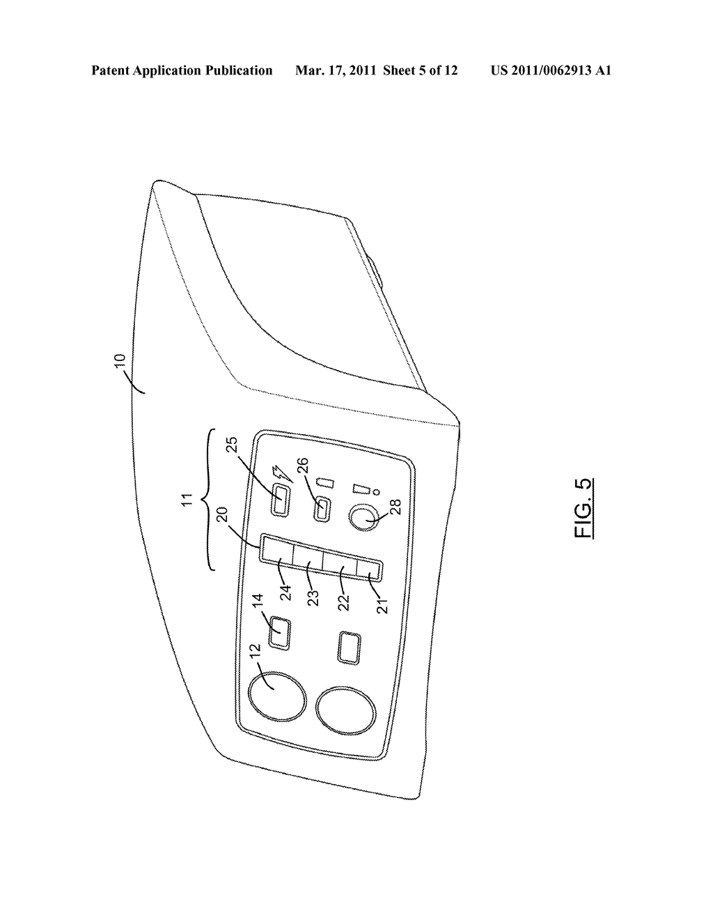 METHOD AND APPARATUS FOR CHARGING A BATTERY - diagram, schematic, and image 06