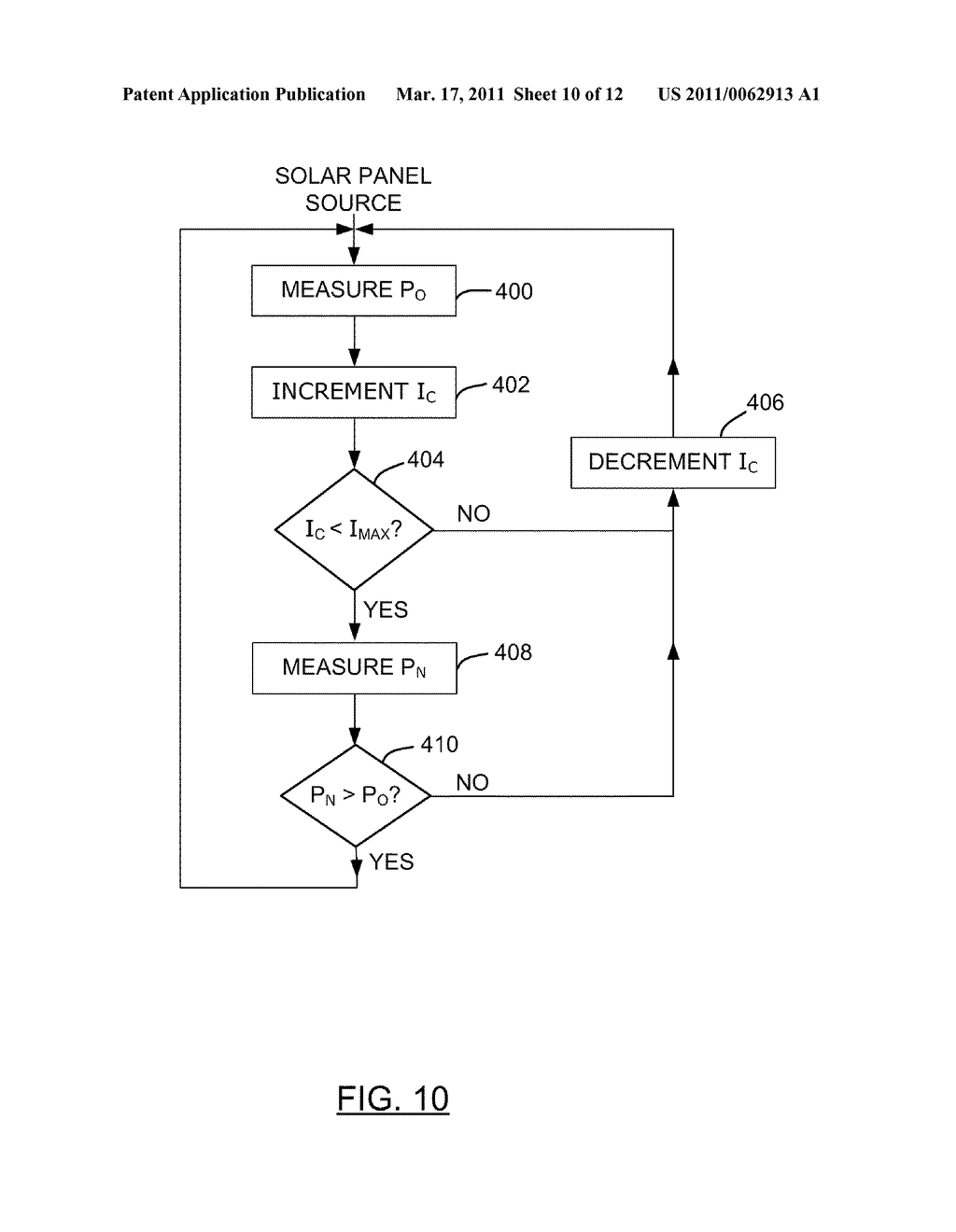 METHOD AND APPARATUS FOR CHARGING A BATTERY - diagram, schematic, and image 11