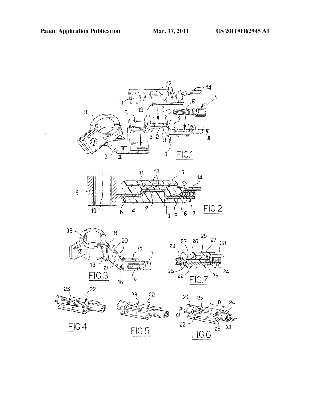DEVICE FOR MEASURING A CURRENT FLOWING IN A CABLE - diagram, schematic, and image 02
