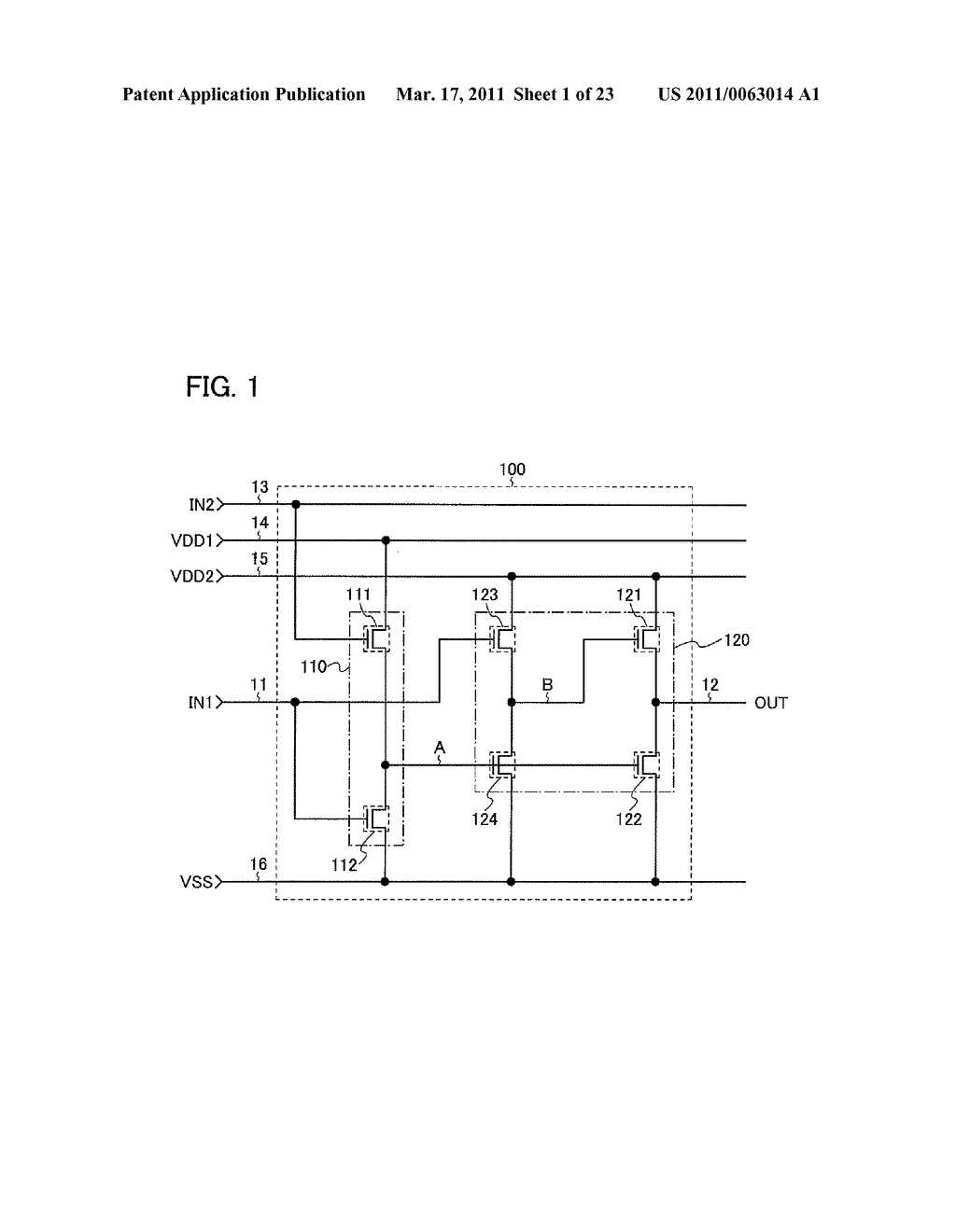 SEMICONDUCTOR DEVICE AND ELECTRONIC APPLIANCE - diagram, schematic, and image 02