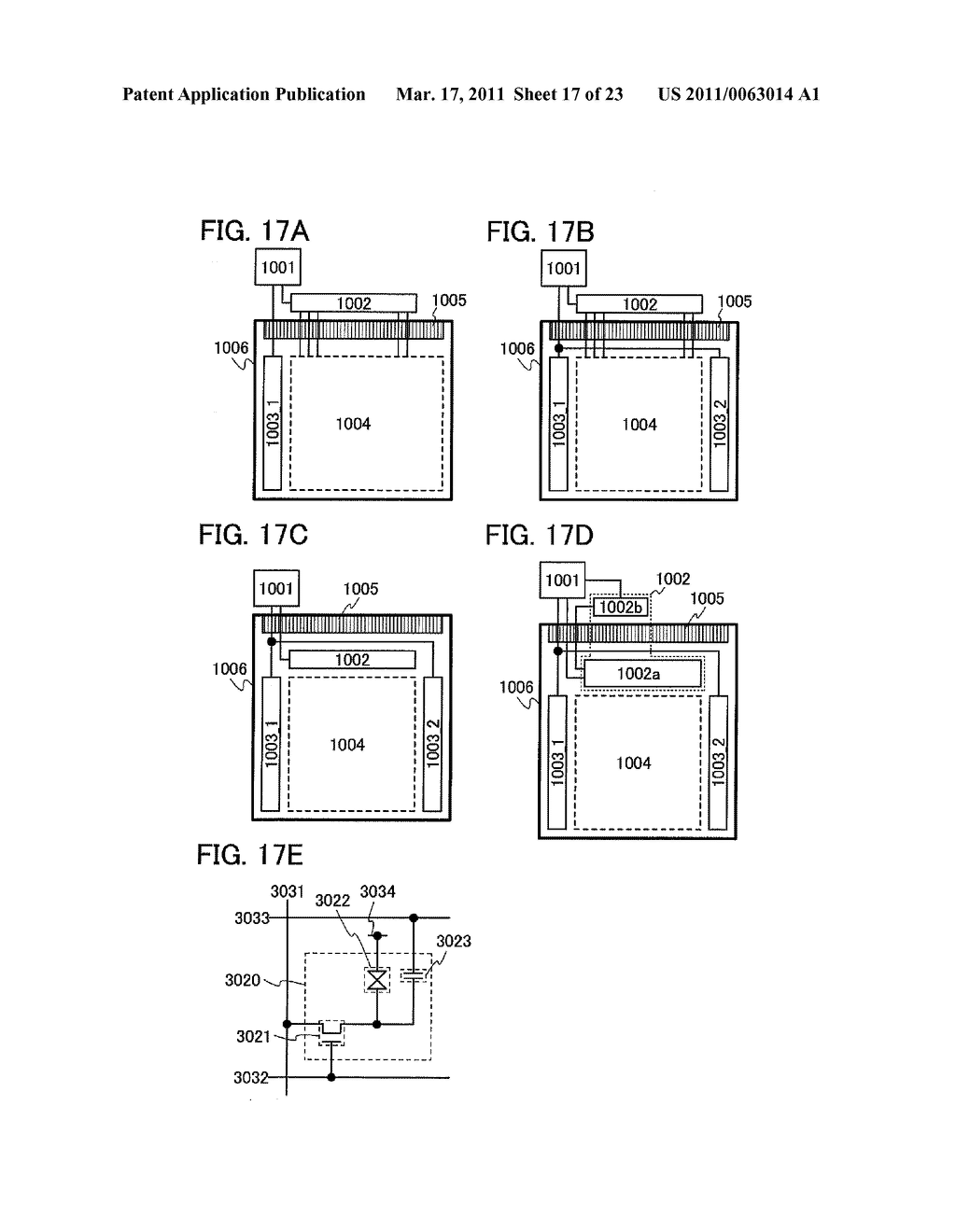 SEMICONDUCTOR DEVICE AND ELECTRONIC APPLIANCE - diagram, schematic, and image 18