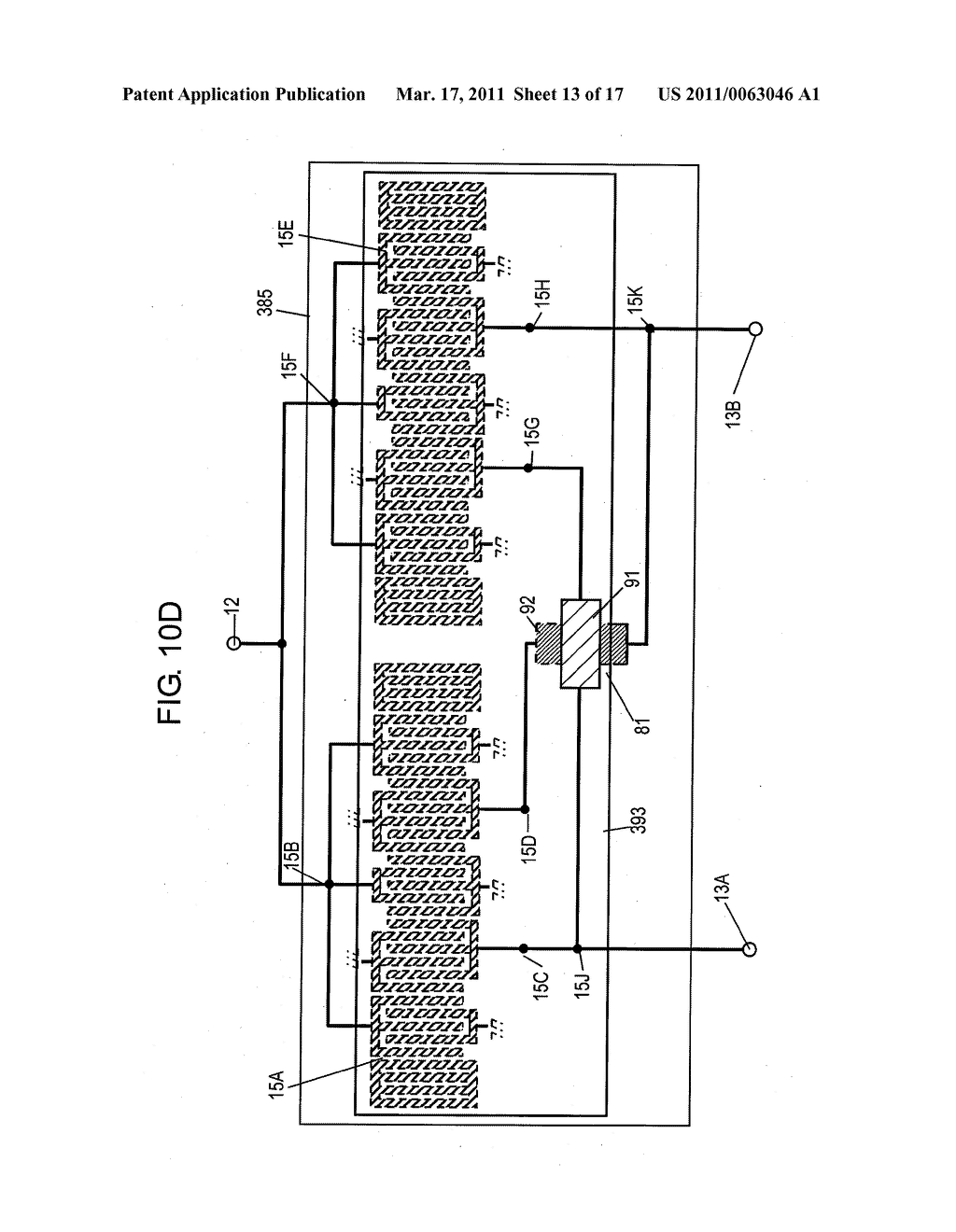 SURFACE ACOUSTIC WAVE FILTER DEVICE, DUPLEXER INCLUDING THE SAME, AND ELECTRONIC APPARATUS INCLUDING THE SAME - diagram, schematic, and image 14