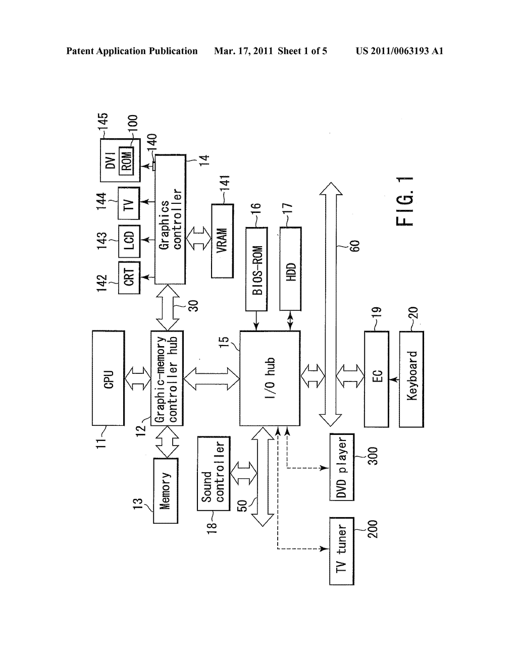 METHOD AND APPARATUS FOR CONTROLLING DISPLAY MONITORS PROVIDED ON AN ELECTRONIC APPARATUS - diagram, schematic, and image 02