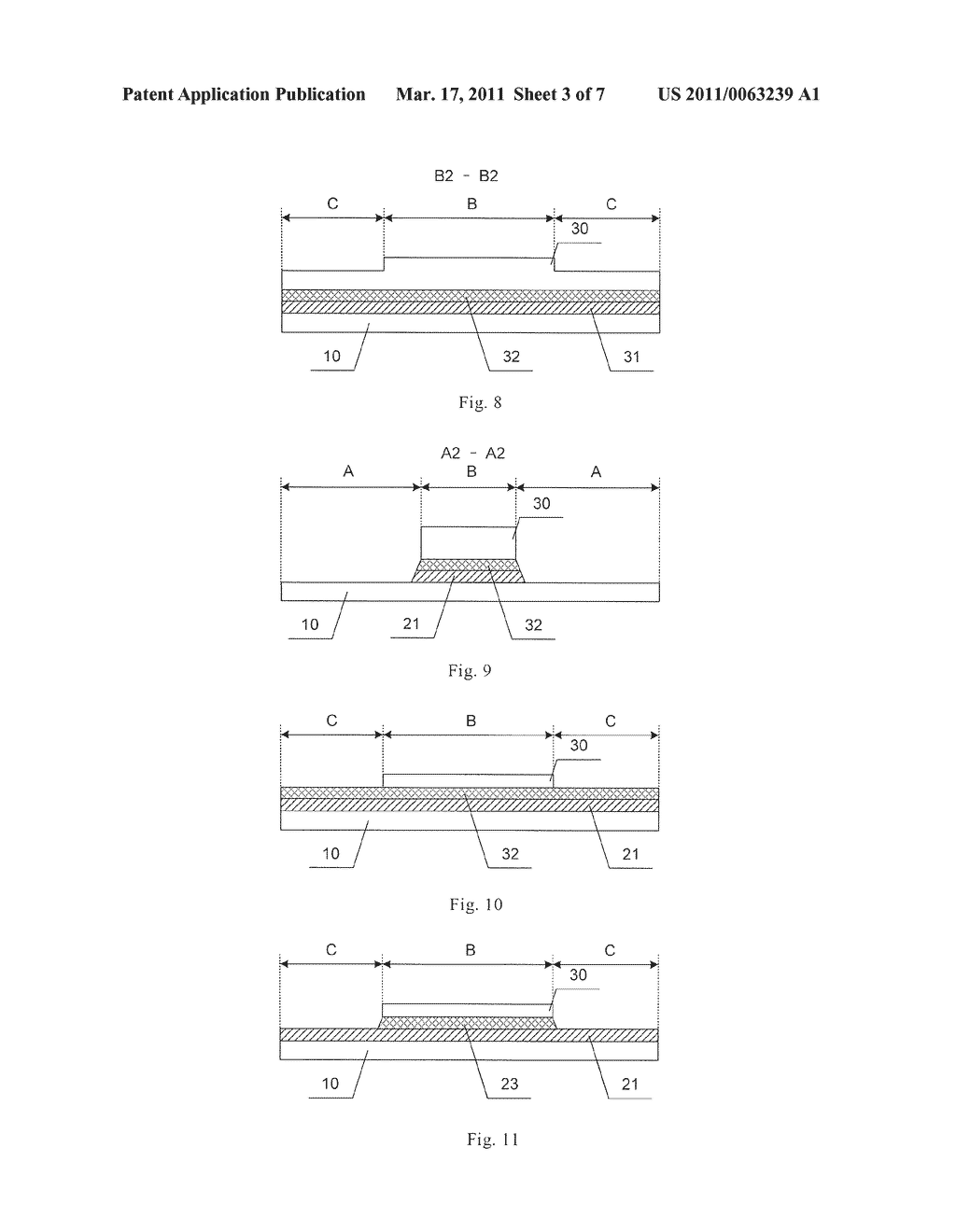 TOUCH SCREEN, COLOR FILTER SUBSTRATE AND MANUFACTURING METHOD THEREOF - diagram, schematic, and image 04