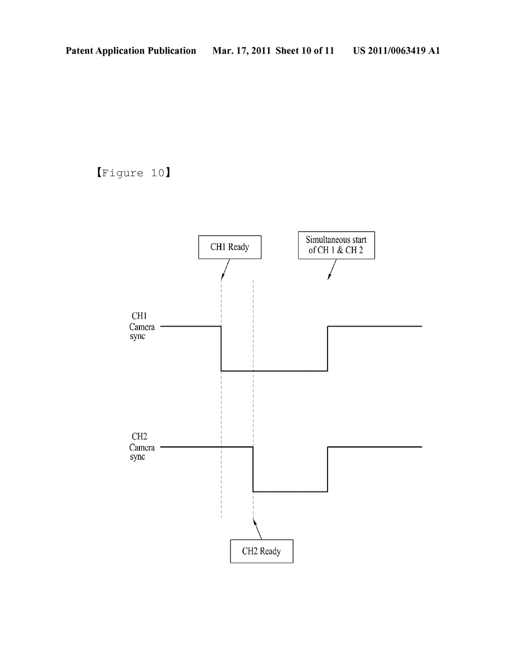 STEREOSCOPIC IMAGE GENERATING CHIP FOR MOBILE DEVICE AND STEREOSCOPIC IMAGE DISPLAY METHOD USING THE SAME - diagram, schematic, and image 11