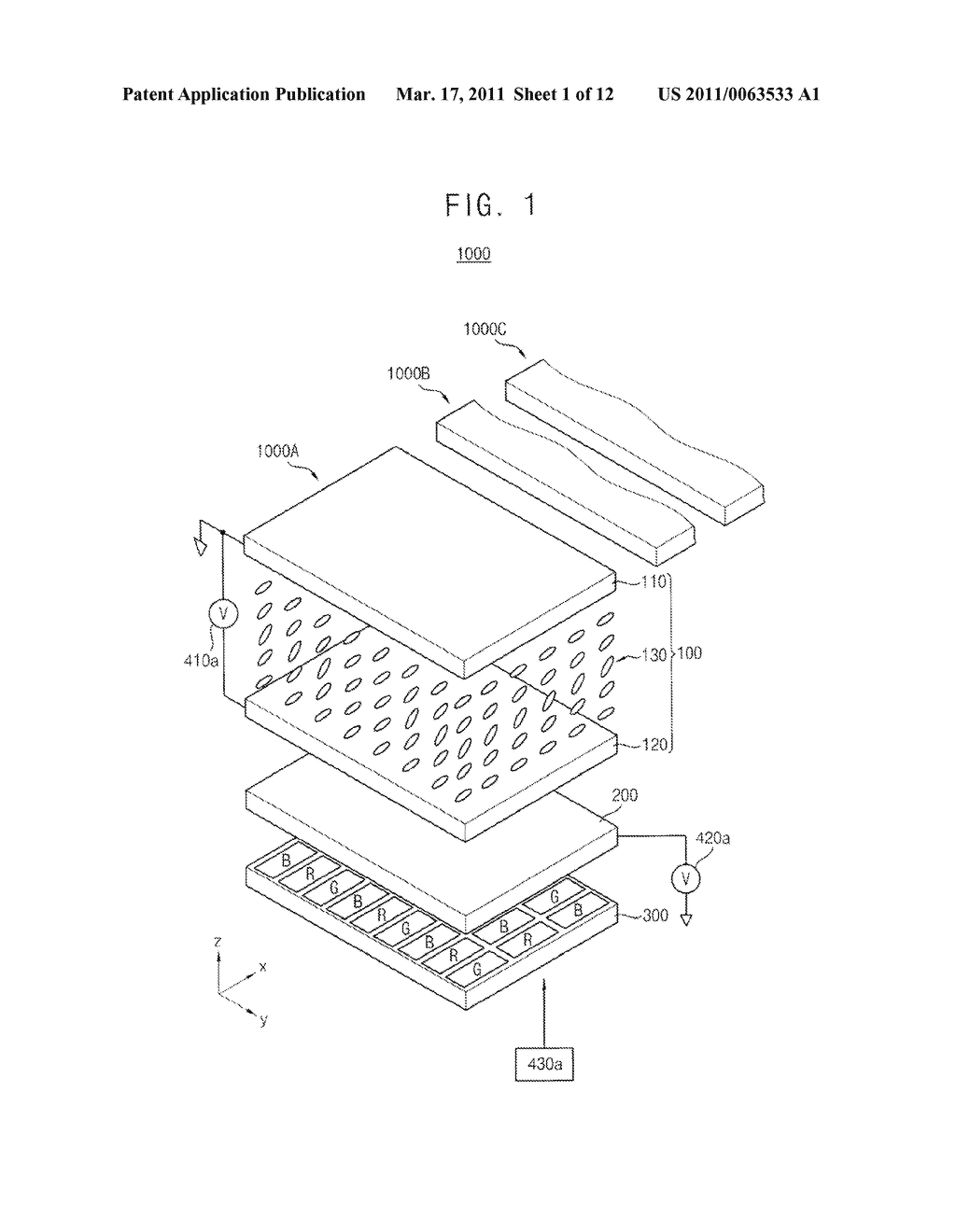 METHOD OF DISPLAYING STEREOSCOPIC IMAGES MIXED WITH MONOSCOPIC IMAGES AND MONO/STEREOSCOPIC IMAGE DISPLAY APPARATUS CAPABLE OF PERFORMING THE METHOD - diagram, schematic, and image 02