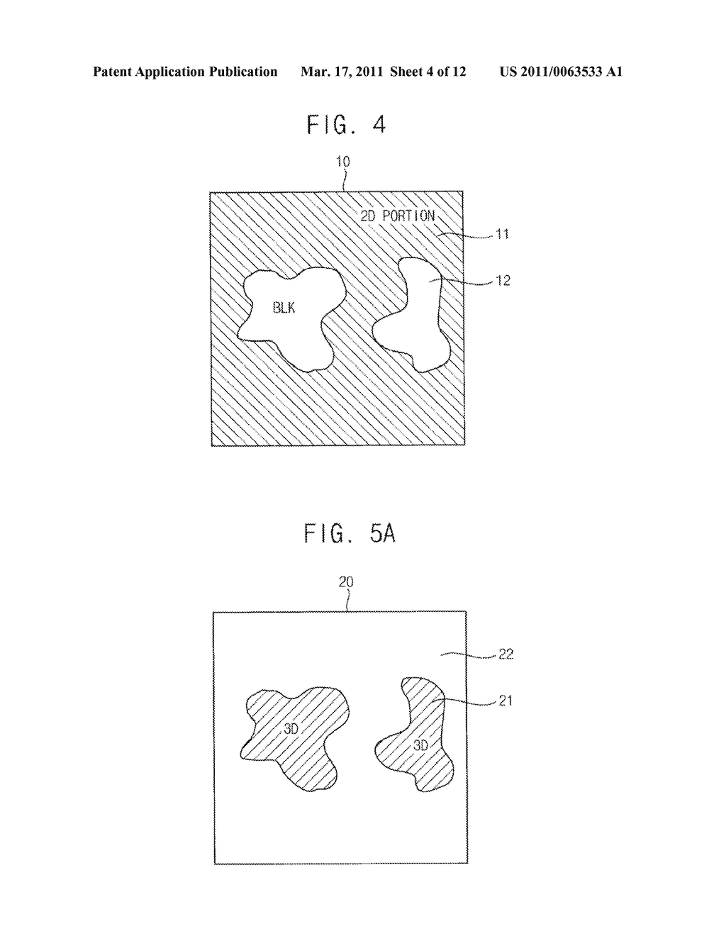 METHOD OF DISPLAYING STEREOSCOPIC IMAGES MIXED WITH MONOSCOPIC IMAGES AND MONO/STEREOSCOPIC IMAGE DISPLAY APPARATUS CAPABLE OF PERFORMING THE METHOD - diagram, schematic, and image 05