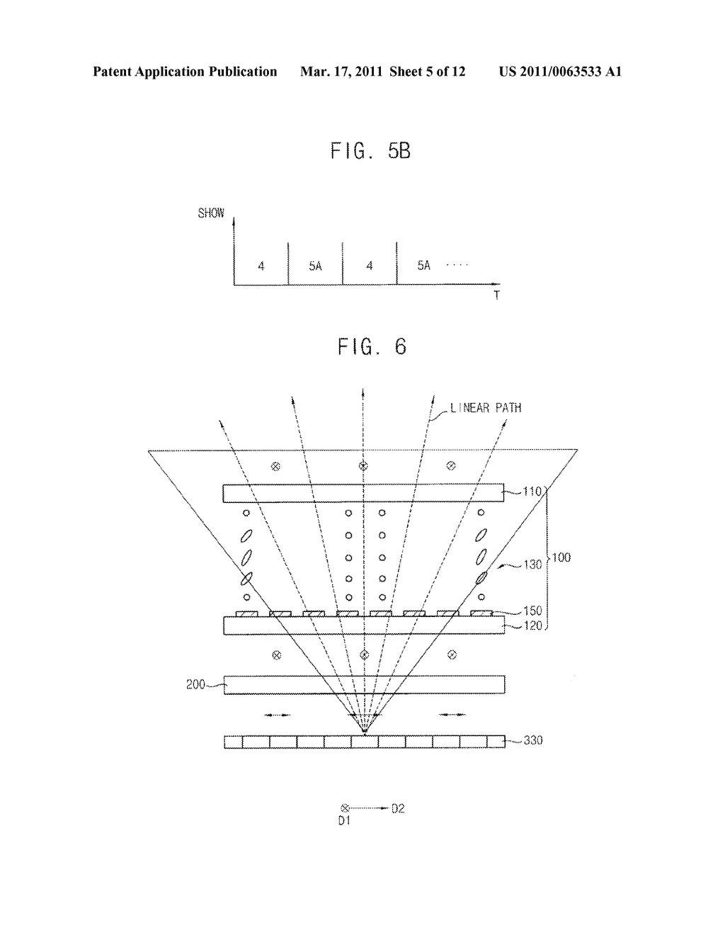 METHOD OF DISPLAYING STEREOSCOPIC IMAGES MIXED WITH MONOSCOPIC IMAGES AND MONO/STEREOSCOPIC IMAGE DISPLAY APPARATUS CAPABLE OF PERFORMING THE METHOD - diagram, schematic, and image 06
