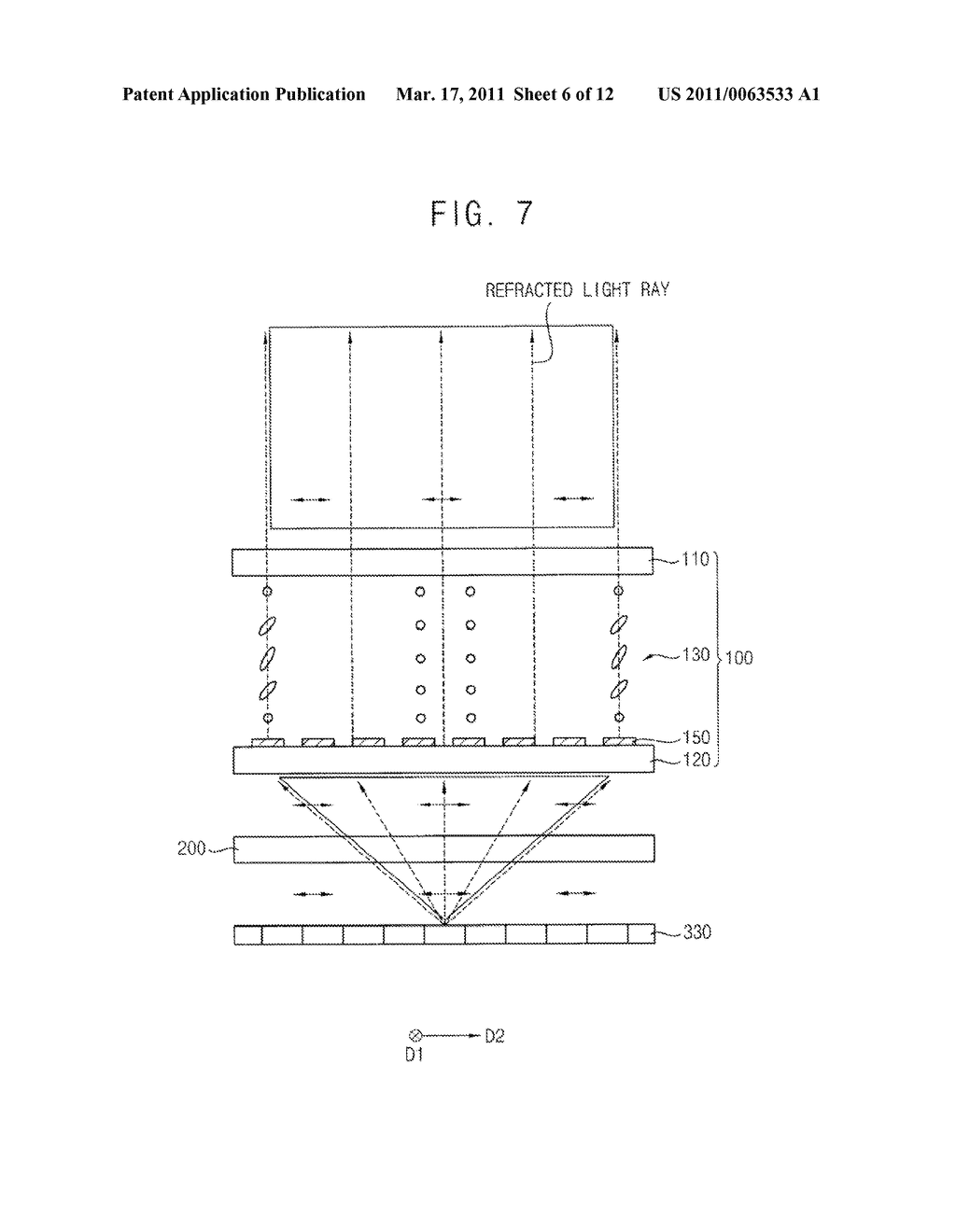 METHOD OF DISPLAYING STEREOSCOPIC IMAGES MIXED WITH MONOSCOPIC IMAGES AND MONO/STEREOSCOPIC IMAGE DISPLAY APPARATUS CAPABLE OF PERFORMING THE METHOD - diagram, schematic, and image 07