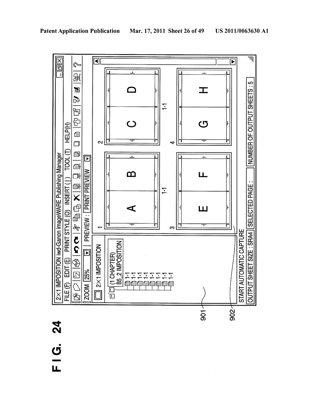INFORMATION PROCESSING APPARATUS AND CONTROL METHOD THEREOF, AND PROGRAM - diagram, schematic, and image 27