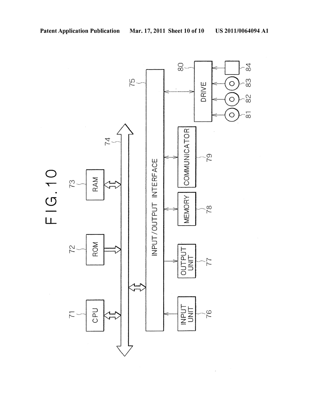 SIGNAL PROCESSING APPARATUS AND METHOD, RECORDING MEDIUM AND PROGRAM - diagram, schematic, and image 11