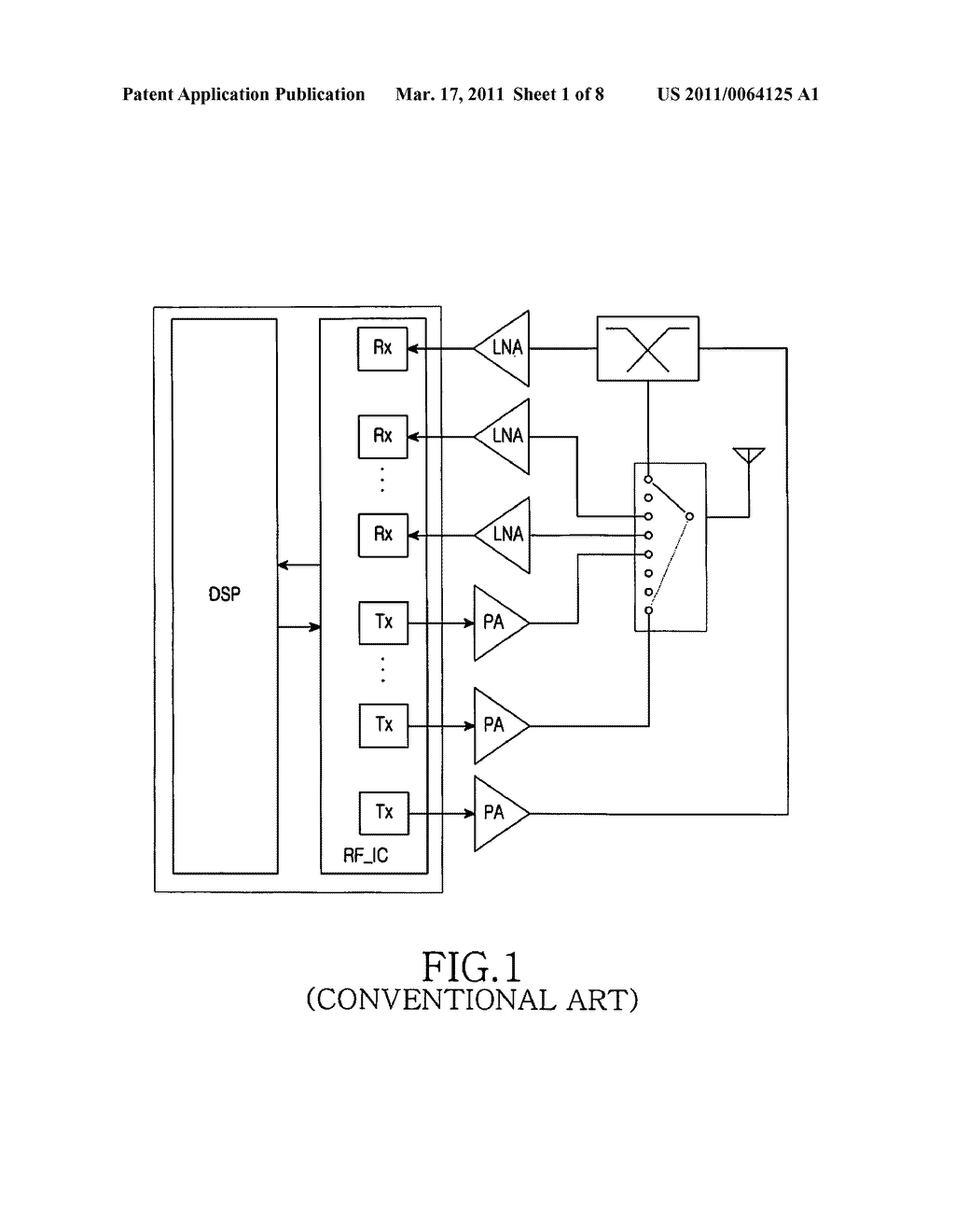 TRANSMITTING/RECEIVING SYSTEM - diagram, schematic, and image 02