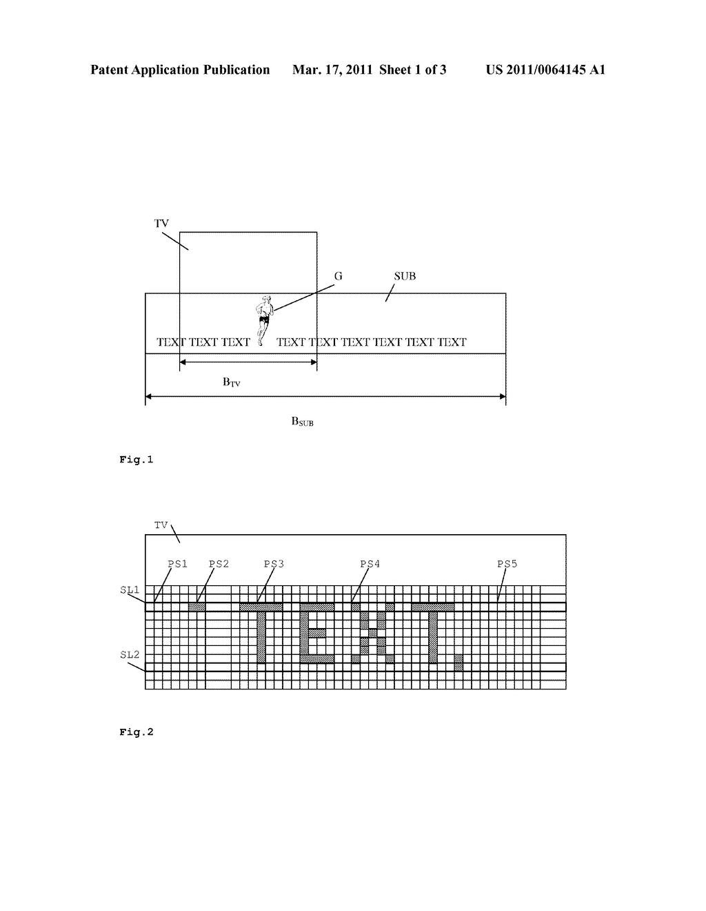 Method for Run-Length Encoding of a Bitmap Data Stream - diagram, schematic, and image 02