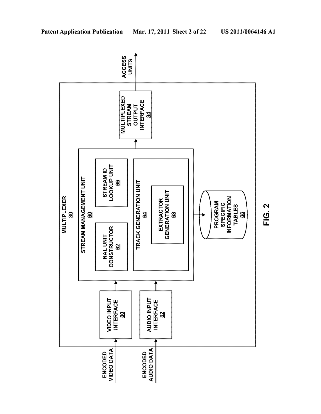 MEDIA EXTRACTOR TRACKS FOR FILE FORMAT TRACK SELECTION - diagram, schematic, and image 03