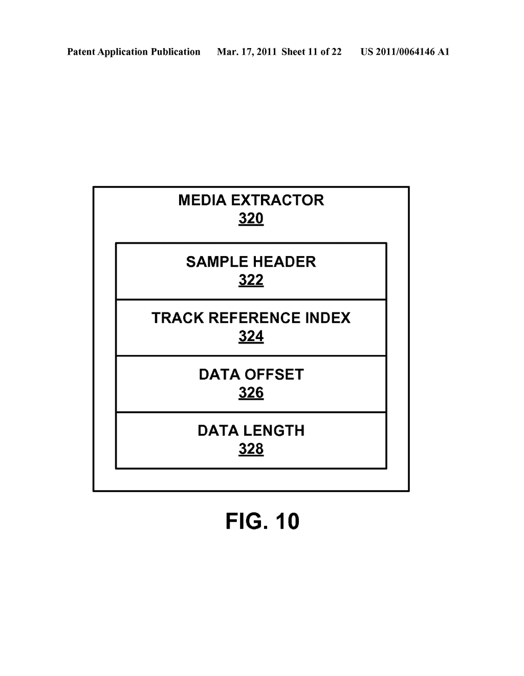 MEDIA EXTRACTOR TRACKS FOR FILE FORMAT TRACK SELECTION - diagram, schematic, and image 12