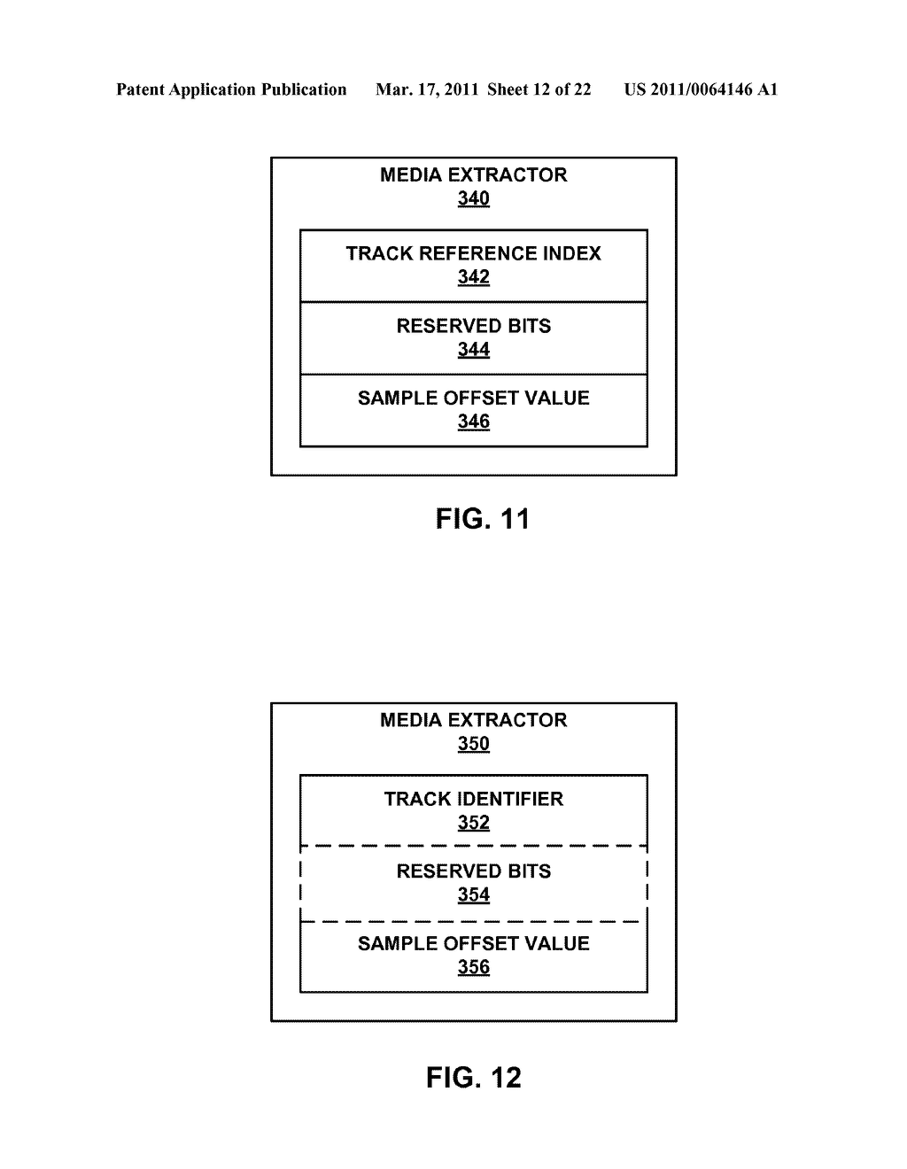 MEDIA EXTRACTOR TRACKS FOR FILE FORMAT TRACK SELECTION - diagram, schematic, and image 13