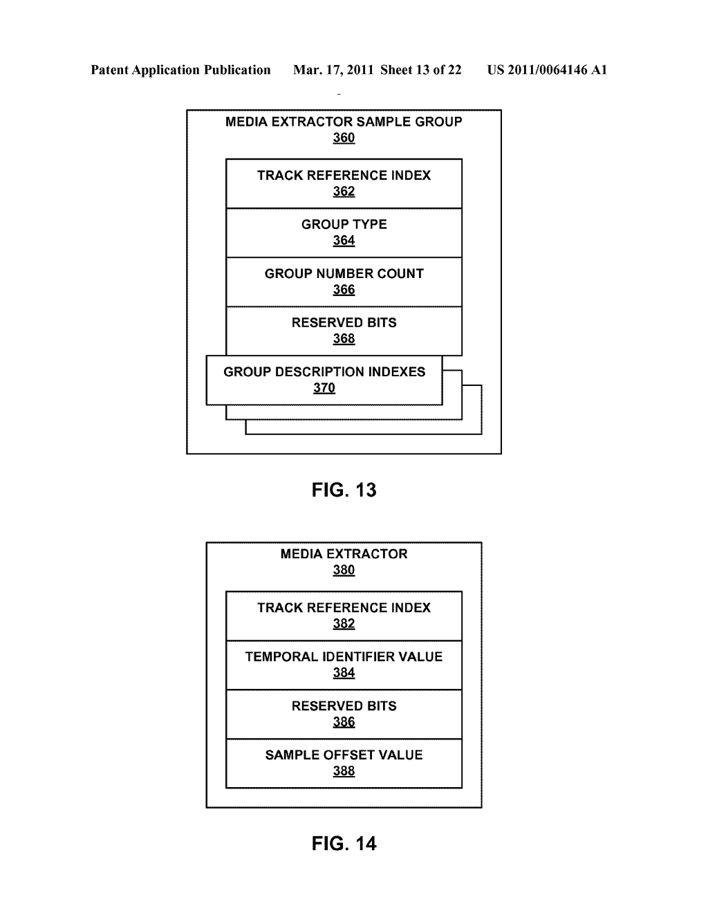 MEDIA EXTRACTOR TRACKS FOR FILE FORMAT TRACK SELECTION - diagram, schematic, and image 14