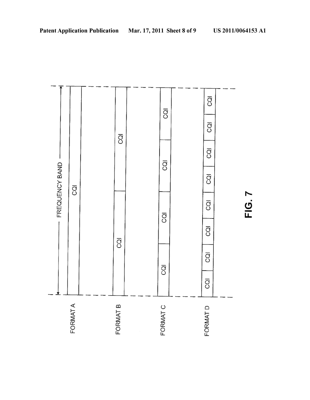 APPARATUS AND METHOD FOR ADAPTIVE CHANNEL QUALITY FEEDBACK IN A MULTICARRIER WIRELESS NETWORK - diagram, schematic, and image 09