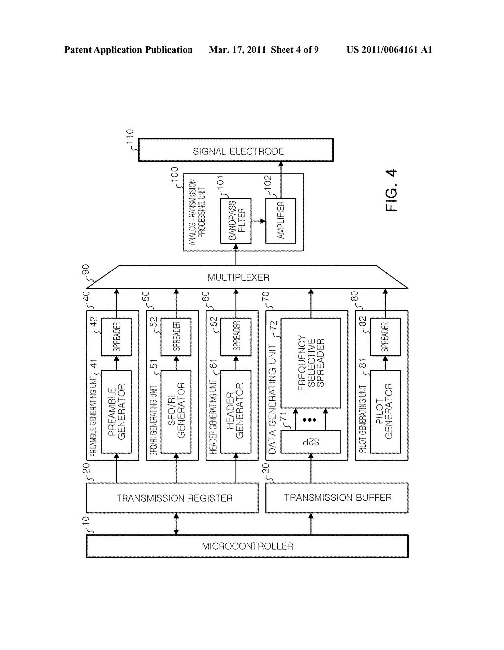 FREQUENCY SELECTIVE TRANSMISSION APPARATUS - diagram, schematic, and image 05