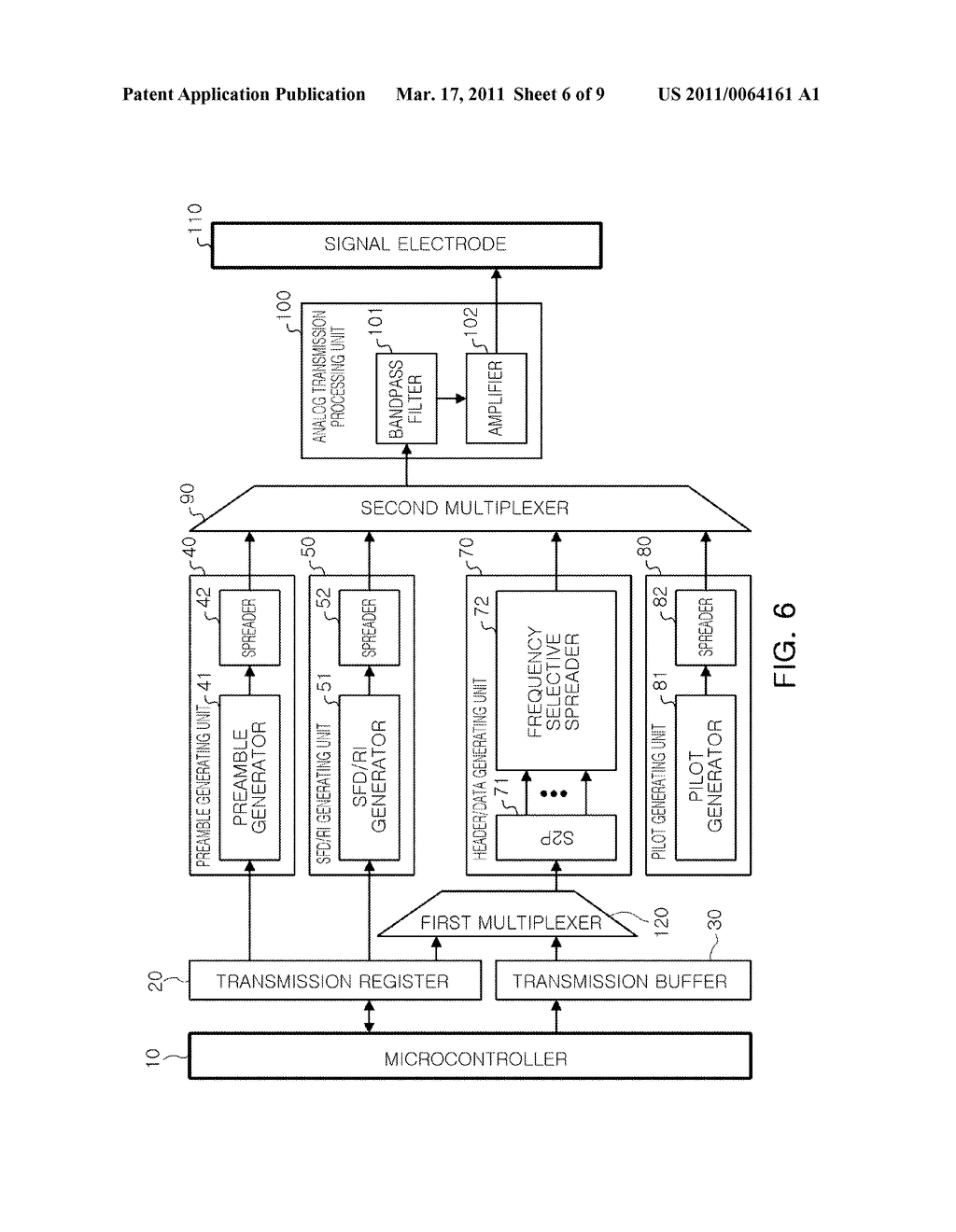 FREQUENCY SELECTIVE TRANSMISSION APPARATUS - diagram, schematic, and image 07