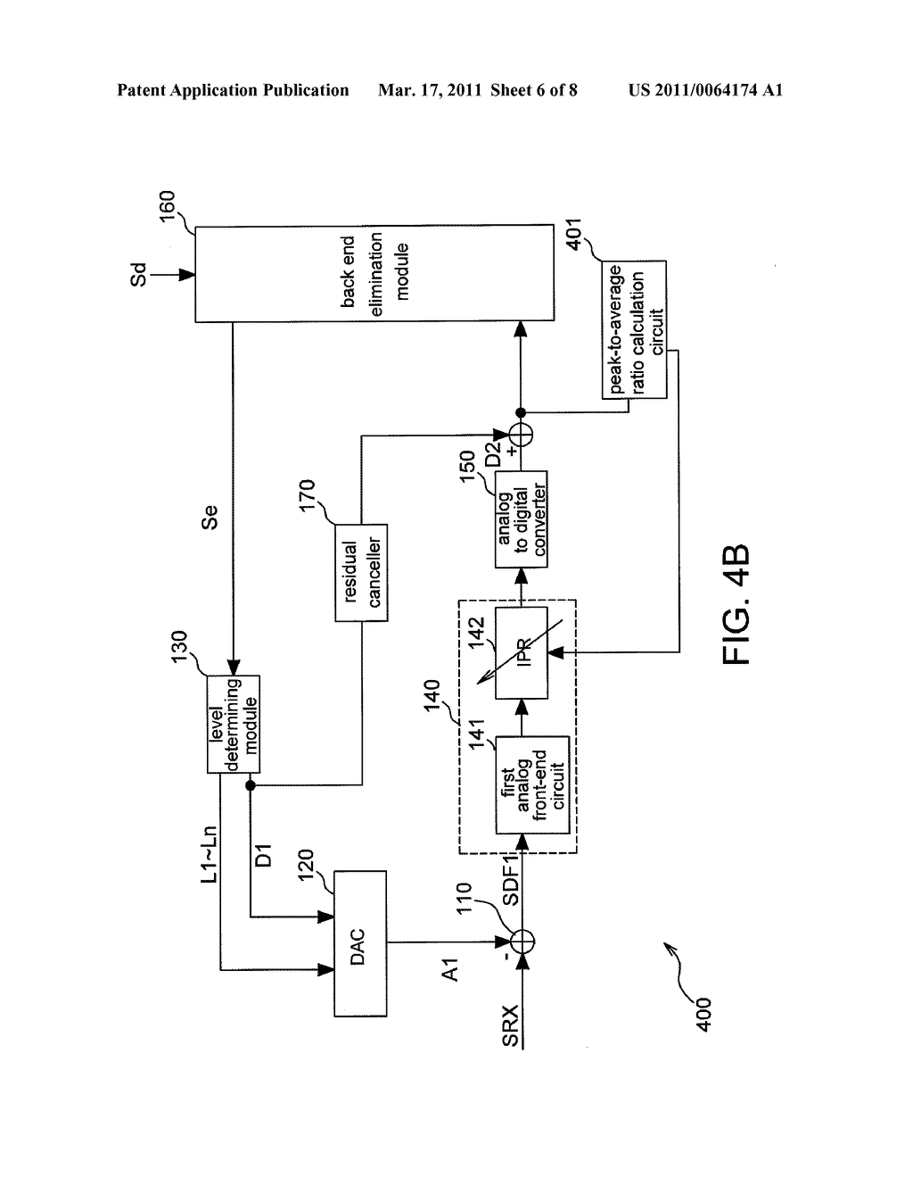 COMMUNICATION DEVICE AND RECEIVING METHOD THEREOF - diagram, schematic, and image 07
