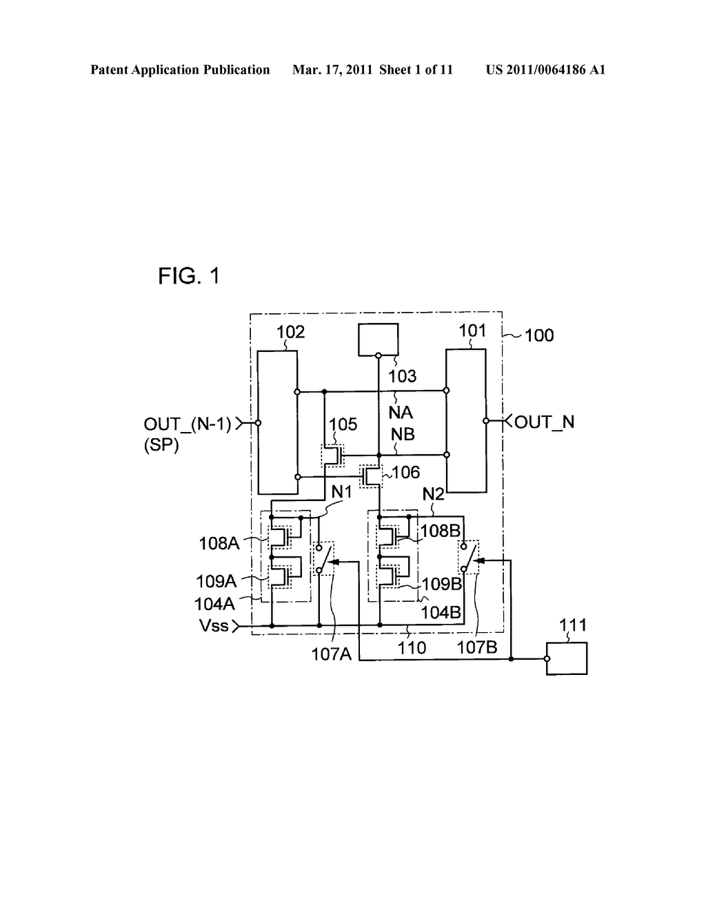 DRIVER CIRCUIT, DISPLAY DEVICE INCLUDING THE DRIVER CIRCUIT, AND ELECTRONIC DEVICE INCLUDING THE DISPLAY DEVICE - diagram, schematic, and image 02