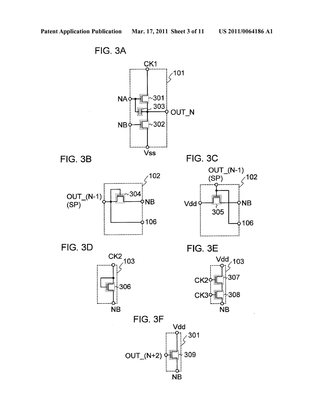 DRIVER CIRCUIT, DISPLAY DEVICE INCLUDING THE DRIVER CIRCUIT, AND ELECTRONIC DEVICE INCLUDING THE DISPLAY DEVICE - diagram, schematic, and image 04