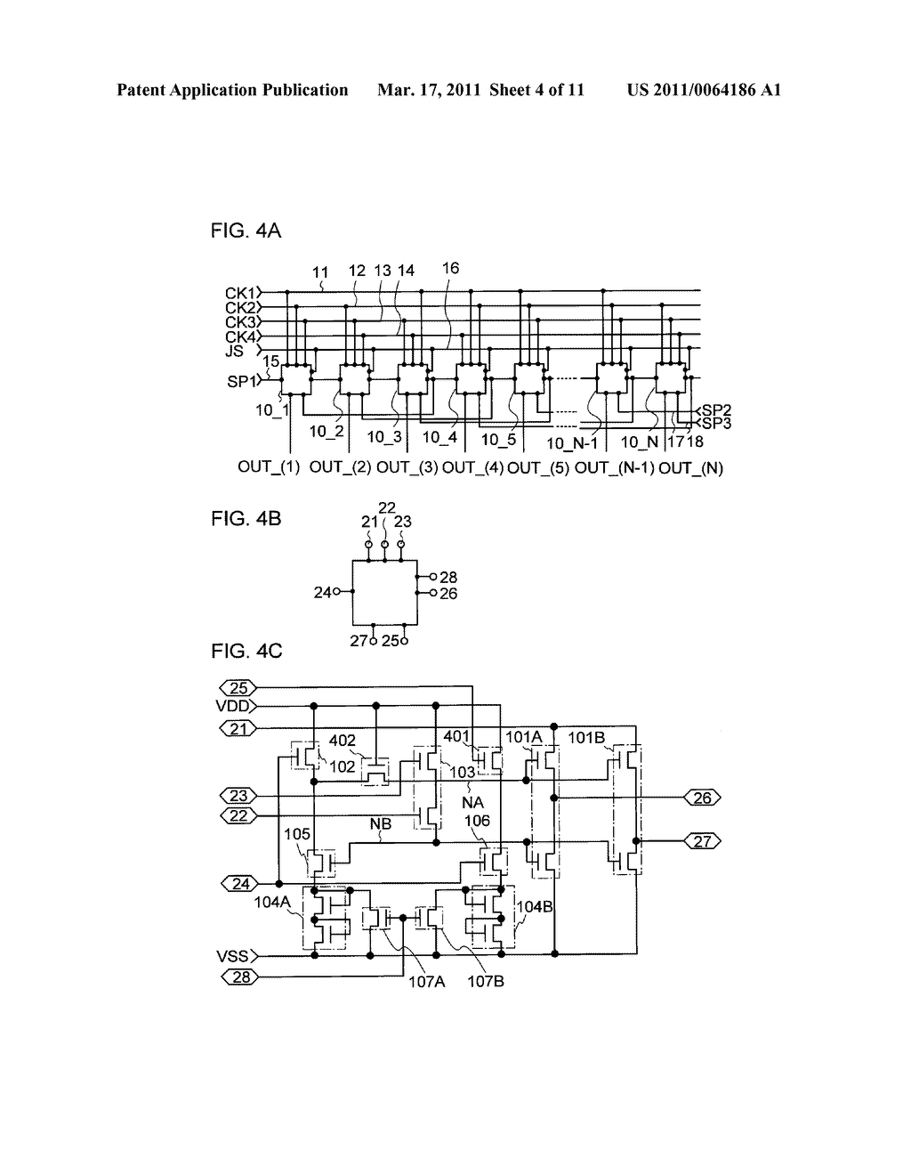 DRIVER CIRCUIT, DISPLAY DEVICE INCLUDING THE DRIVER CIRCUIT, AND ELECTRONIC DEVICE INCLUDING THE DISPLAY DEVICE - diagram, schematic, and image 05