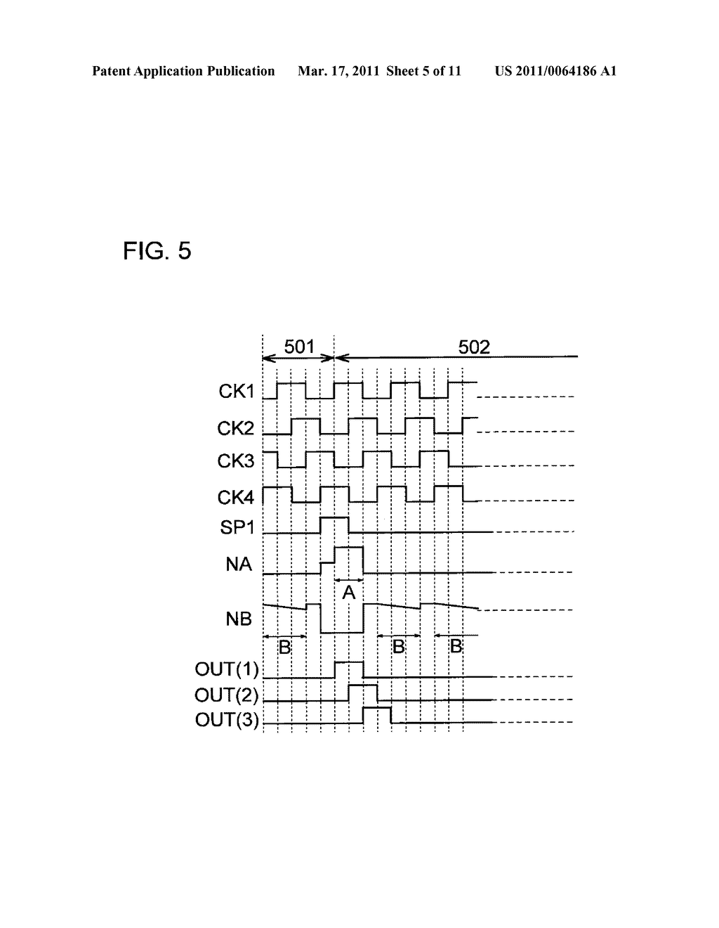 DRIVER CIRCUIT, DISPLAY DEVICE INCLUDING THE DRIVER CIRCUIT, AND ELECTRONIC DEVICE INCLUDING THE DISPLAY DEVICE - diagram, schematic, and image 06