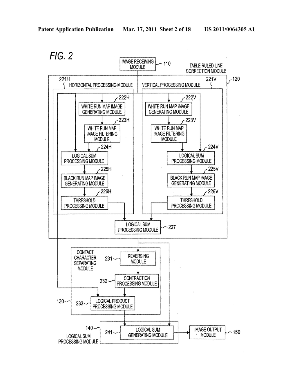 IMAGE PROCESSING APPARATUS, IMAGE PROCESSING METHOD AND COMPUTER READABLE MEDIUM - diagram, schematic, and image 03