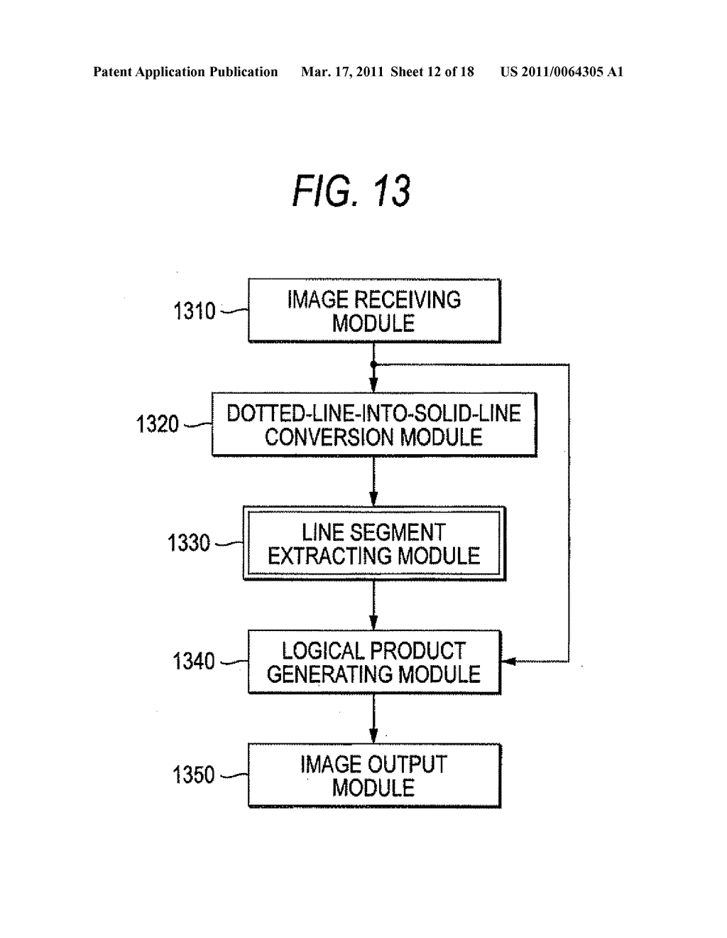 IMAGE PROCESSING APPARATUS, IMAGE PROCESSING METHOD AND COMPUTER READABLE MEDIUM - diagram, schematic, and image 13