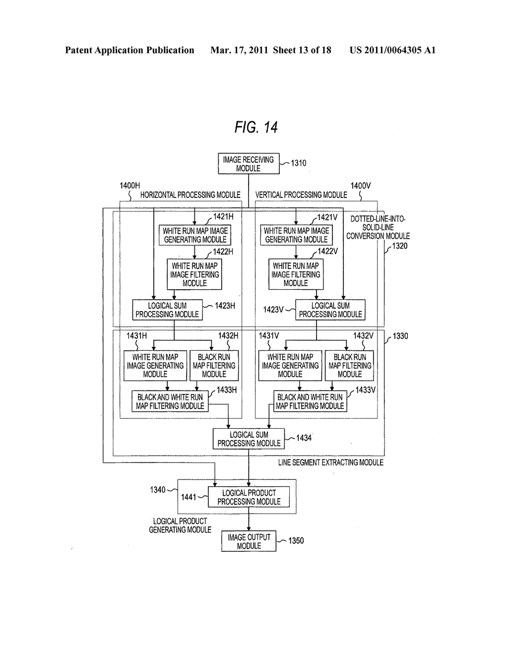 IMAGE PROCESSING APPARATUS, IMAGE PROCESSING METHOD AND COMPUTER READABLE MEDIUM - diagram, schematic, and image 14