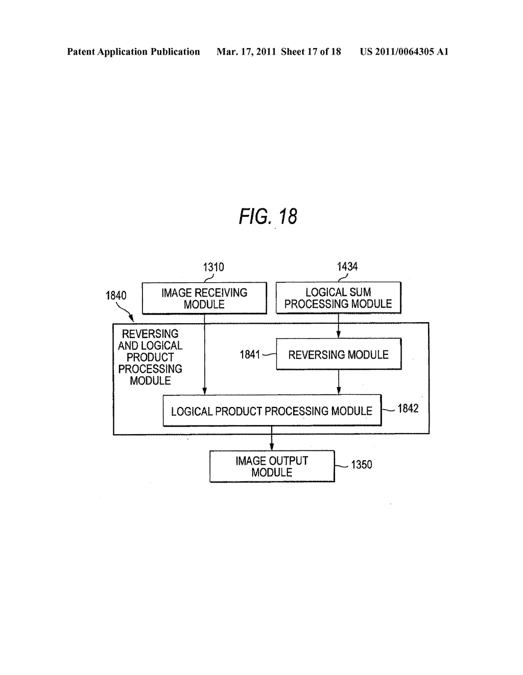 IMAGE PROCESSING APPARATUS, IMAGE PROCESSING METHOD AND COMPUTER READABLE MEDIUM - diagram, schematic, and image 18