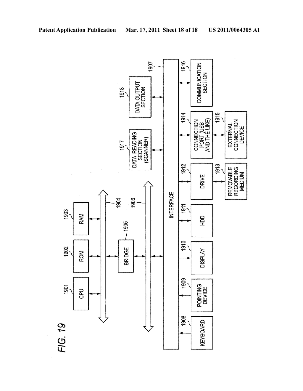 IMAGE PROCESSING APPARATUS, IMAGE PROCESSING METHOD AND COMPUTER READABLE MEDIUM - diagram, schematic, and image 19
