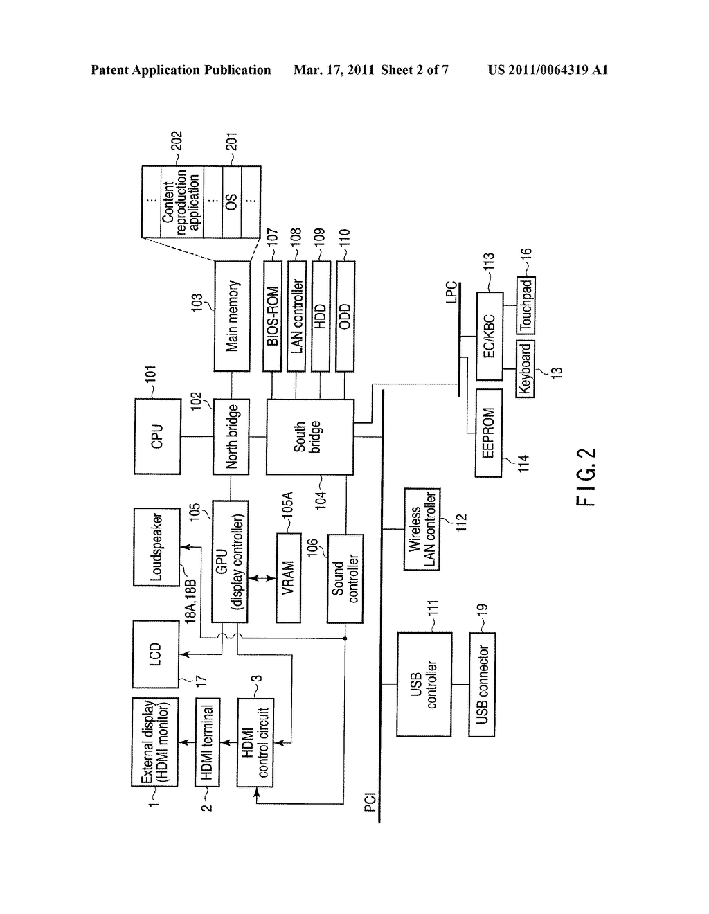ELECTRONIC APPARATUS, IMAGE DISPLAY METHOD, AND CONTENT REPRODUCTION PROGRAM - diagram, schematic, and image 03