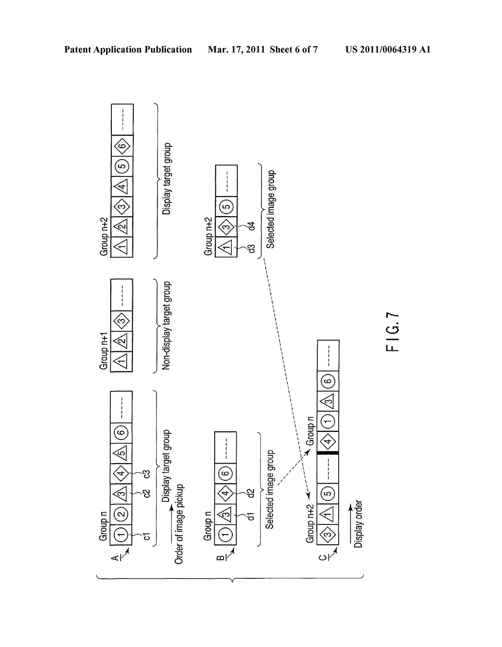 ELECTRONIC APPARATUS, IMAGE DISPLAY METHOD, AND CONTENT REPRODUCTION PROGRAM - diagram, schematic, and image 07