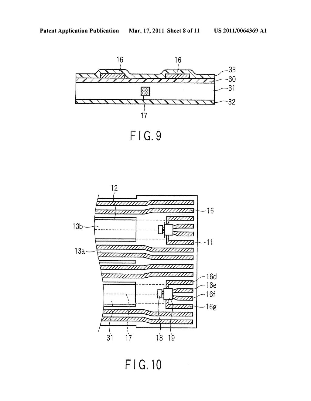 FLEXIBLE WIRING BOARD, MANUFACTURING METHOD THEREOF AND FLEXIBLE WIRING DEVICE - diagram, schematic, and image 09